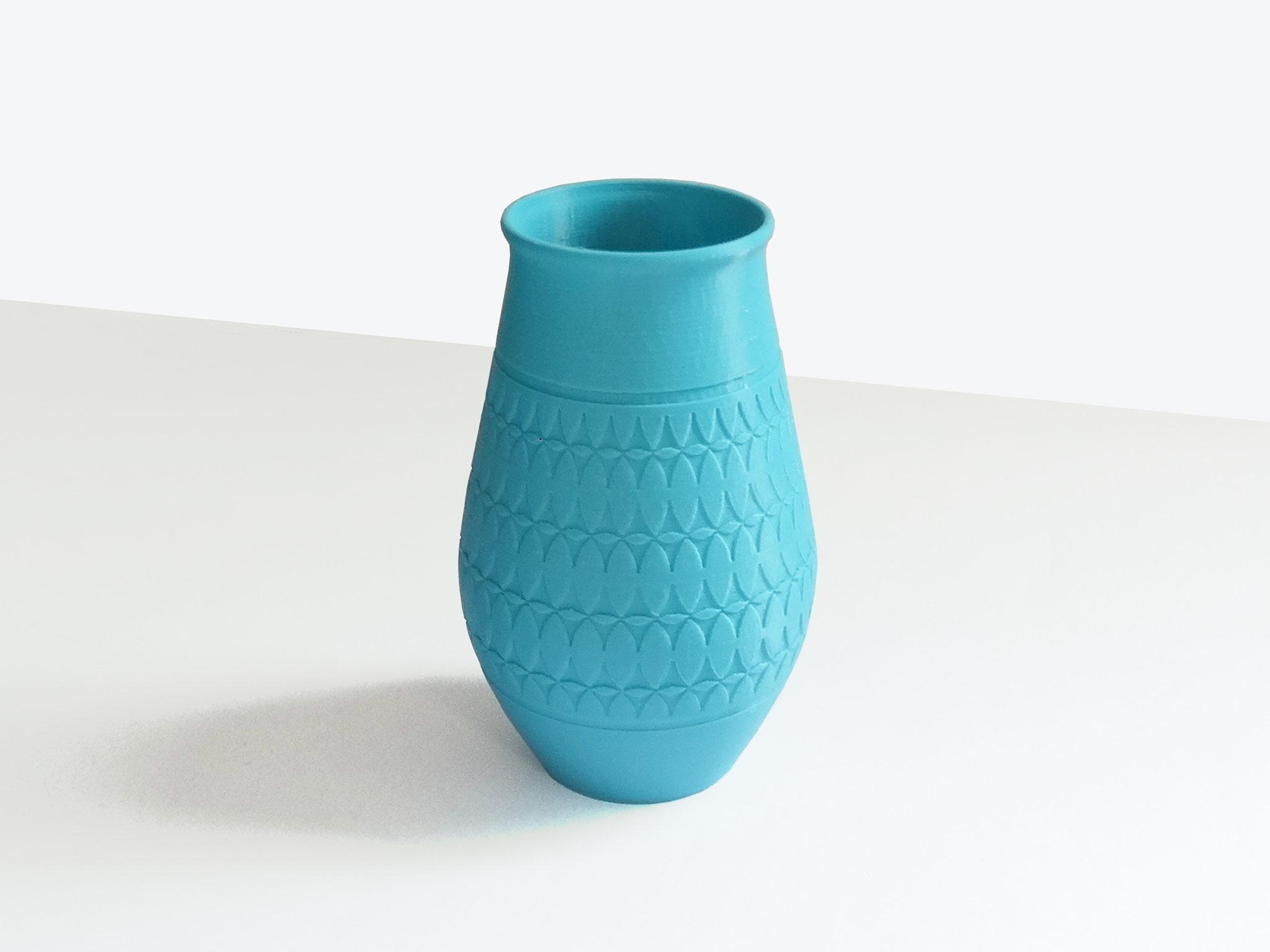 Vase Modélie print 3D