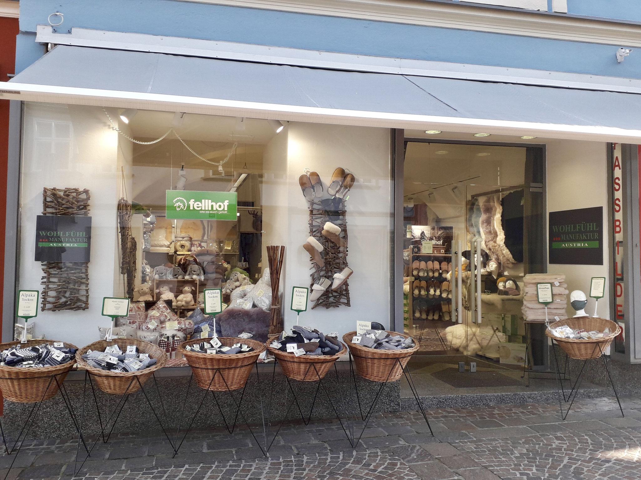 Wohlfühl Manufaktur Austria, Hauptplatz 23, 9500 Villach