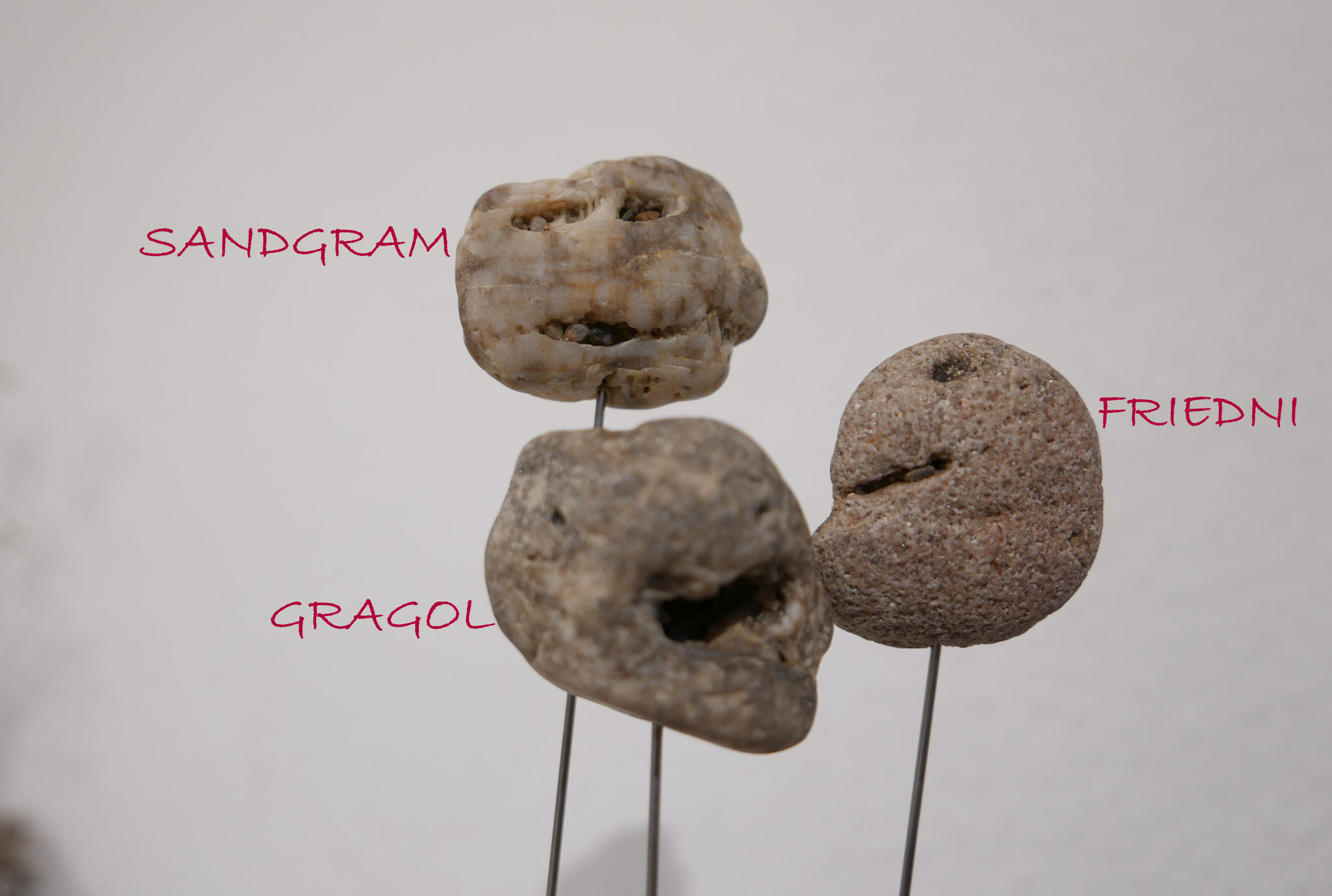 Sandgram, Gragol und Friedni, die drei RHEINTROLLE sagen DANKE für den schönen Nachmittag mit den KiRaKa Reportern!