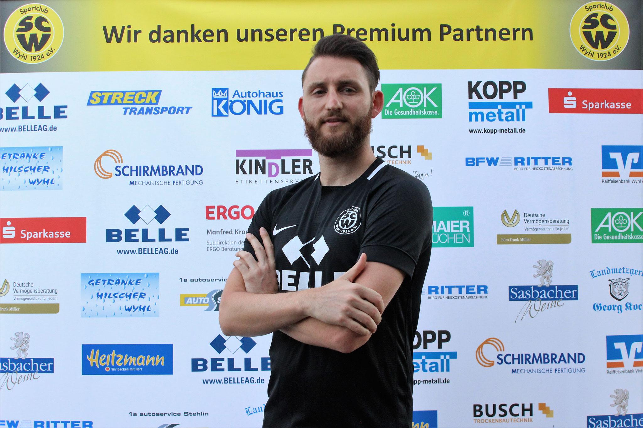 Oliver Oberkirch (SC Kiechlinsbergen)