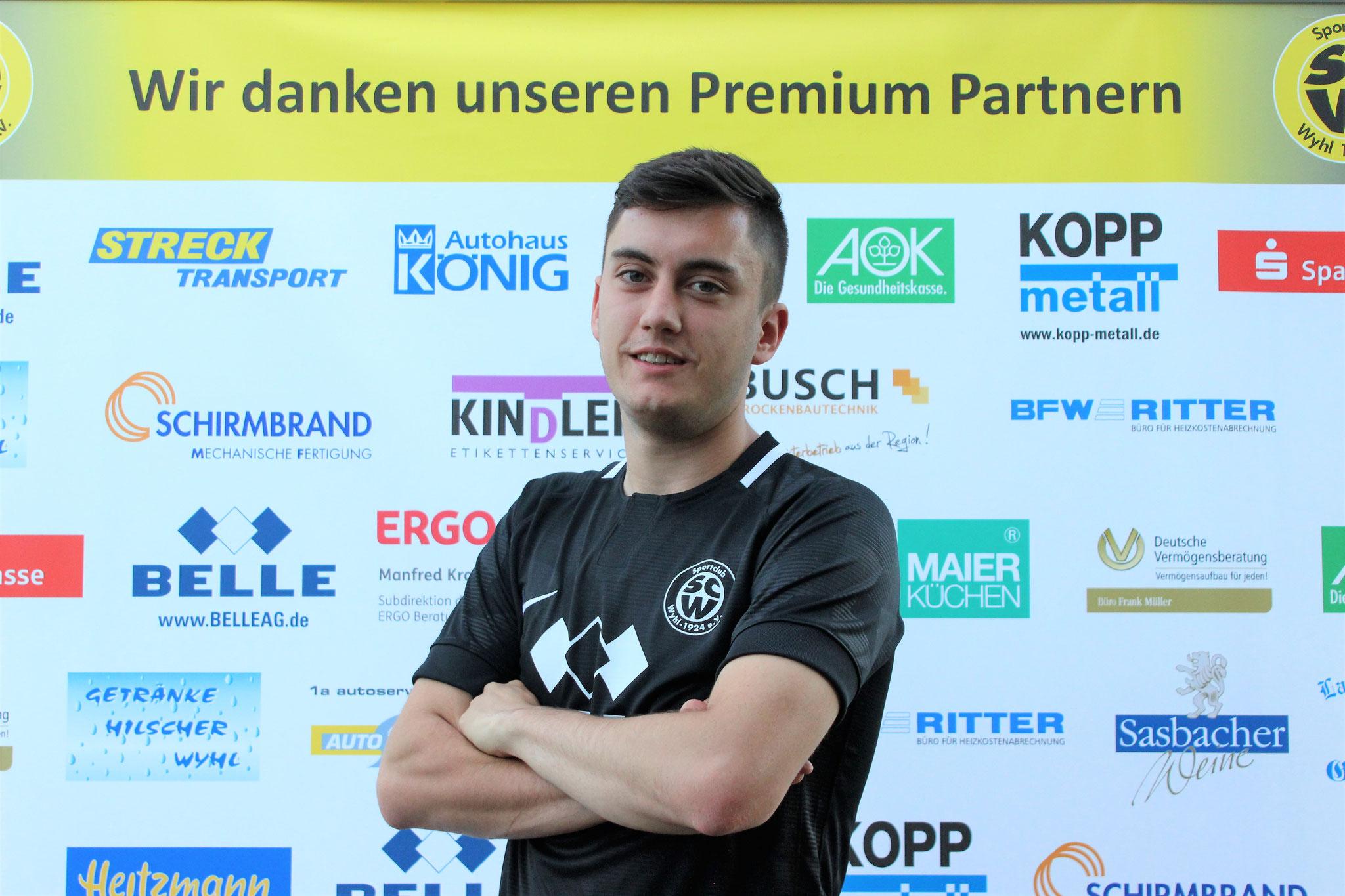 Felix Höldin (A-Junioren)