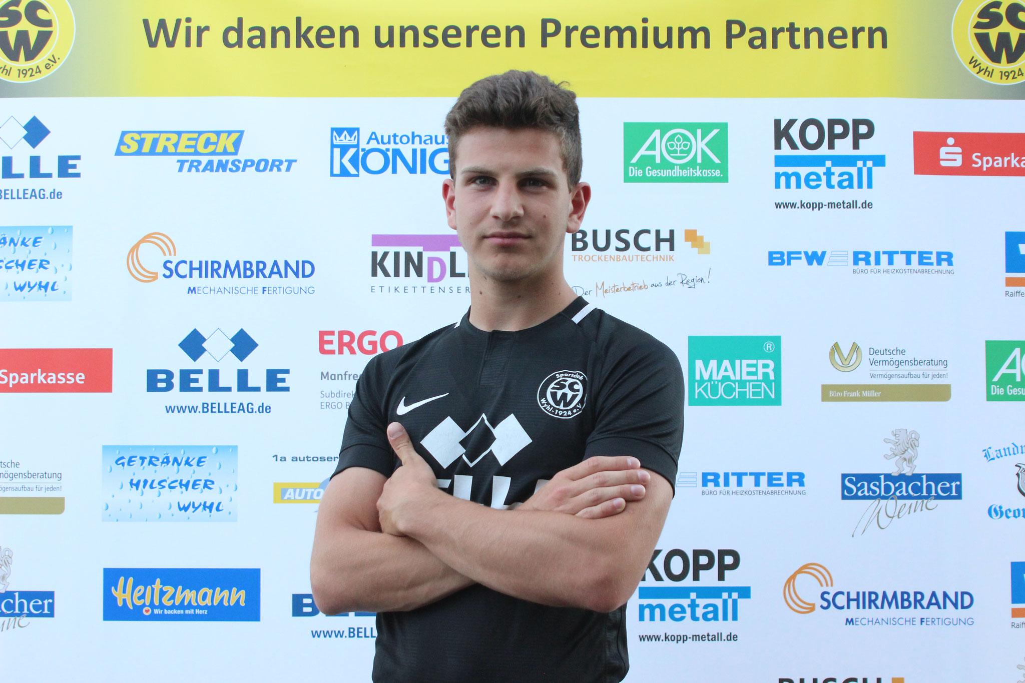Hagen Weisenhorn (A- Junioren)