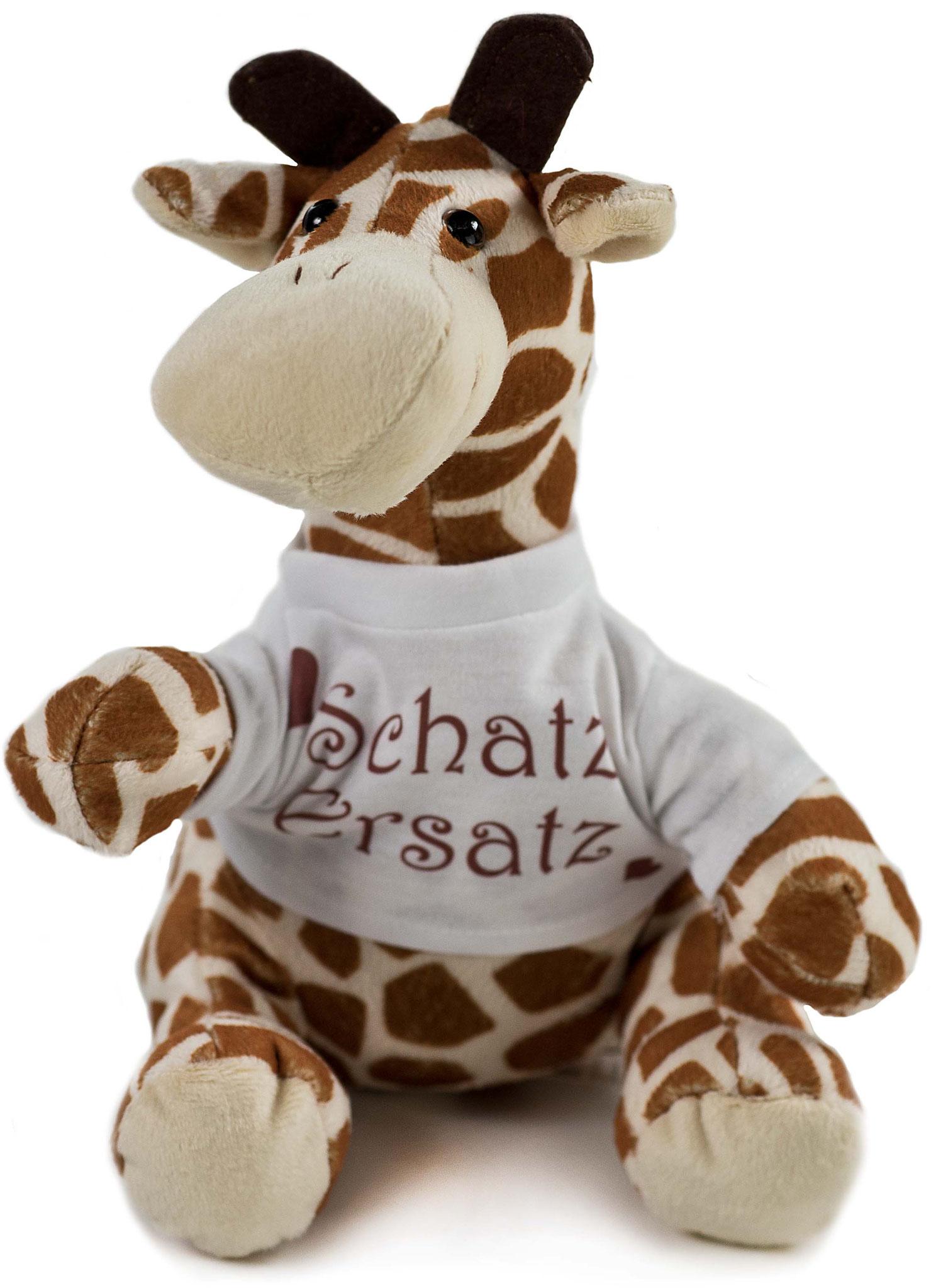 die Giraffe Mona
