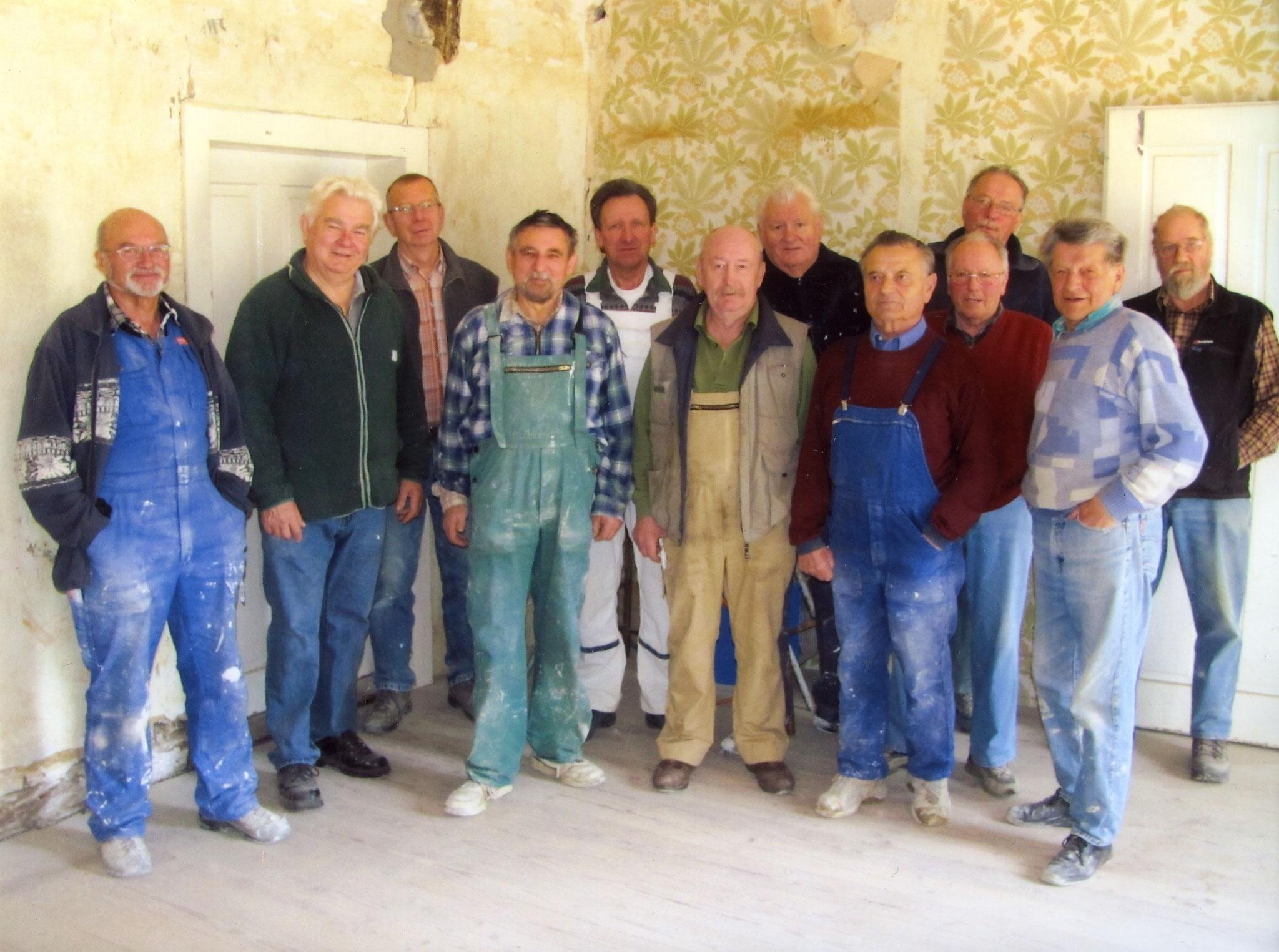 Bauteam 2012