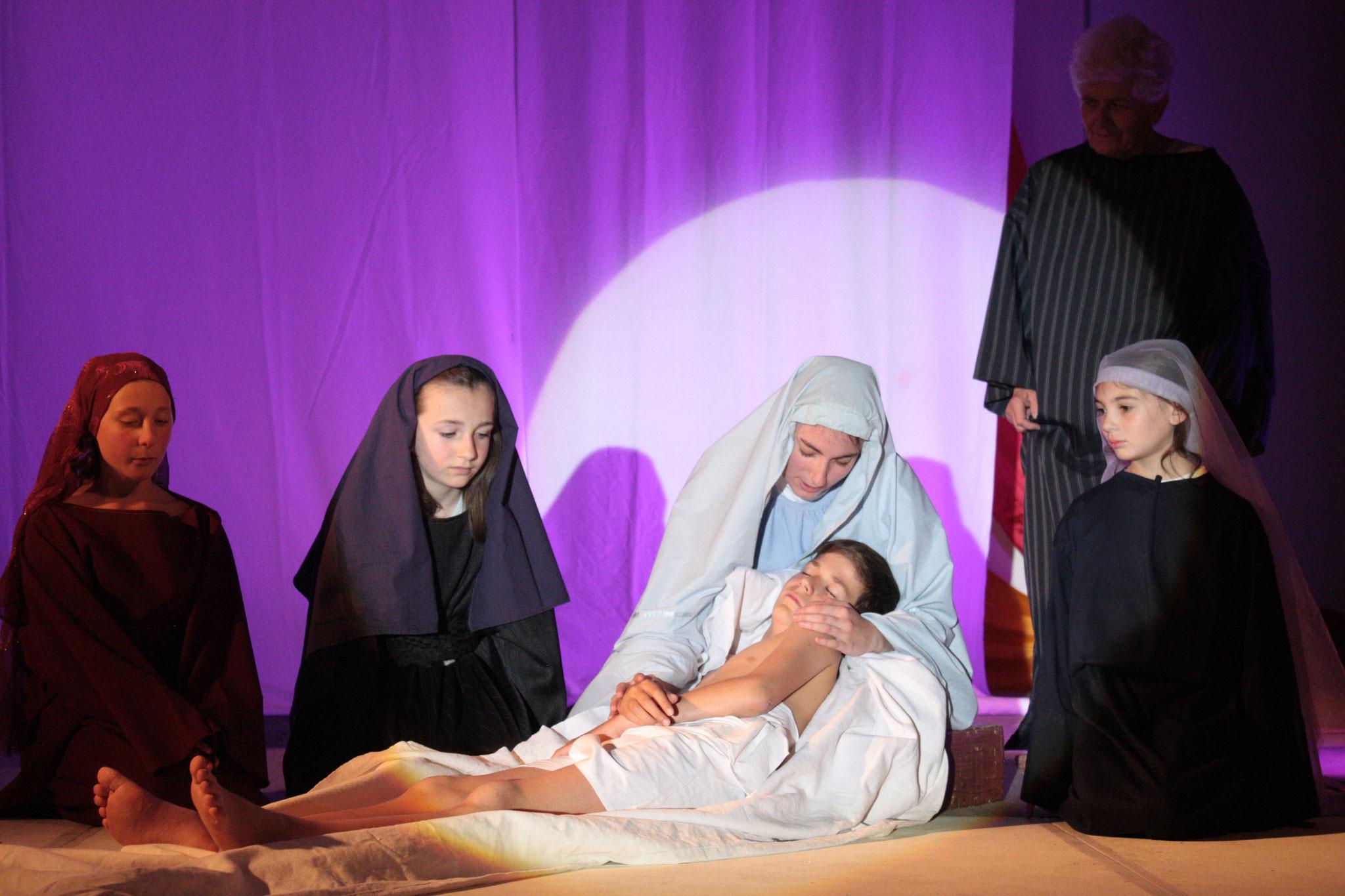 La Vierge de douleur - photo JDR
