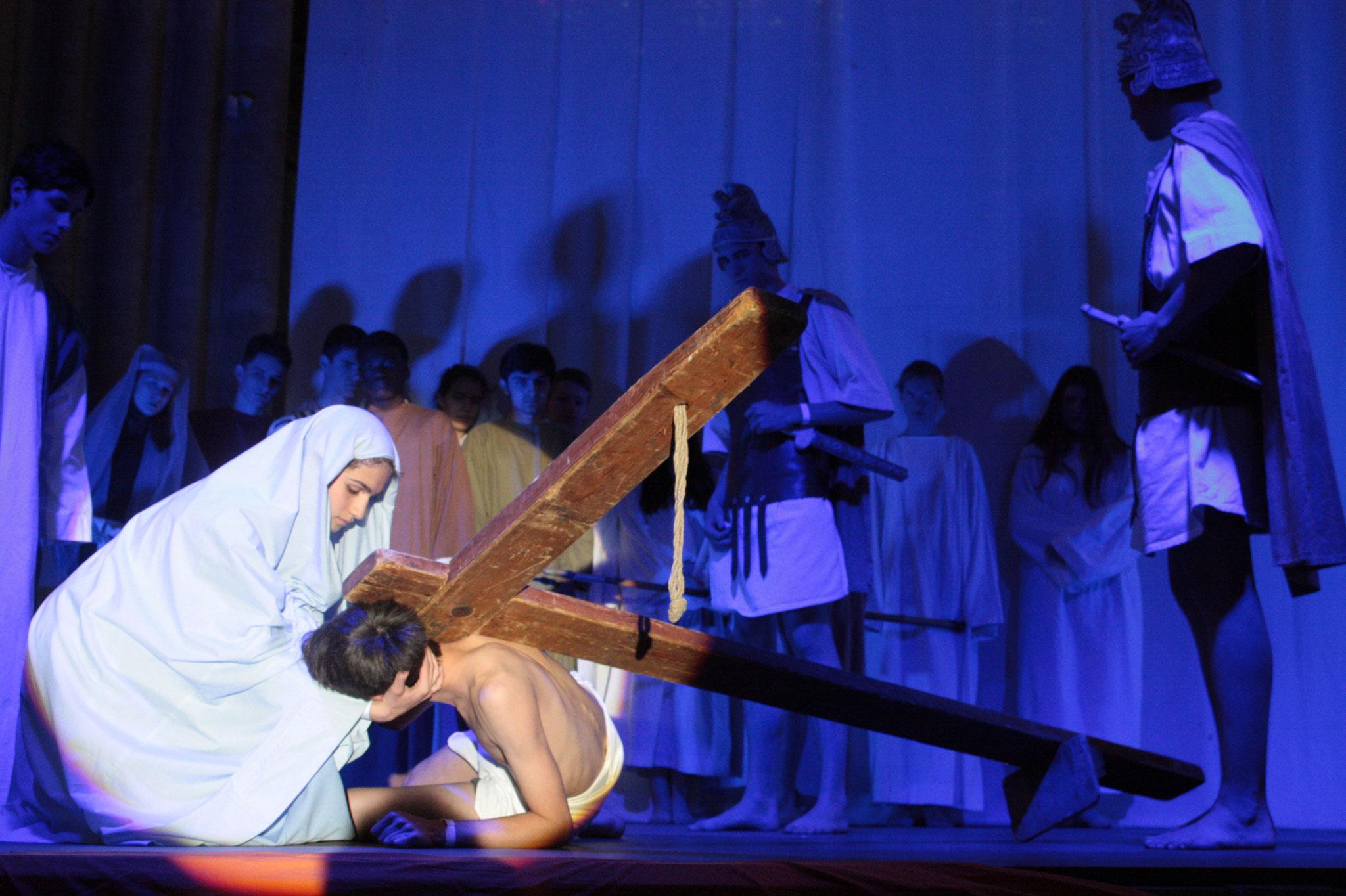 Le chemin de croix - (c) JDR