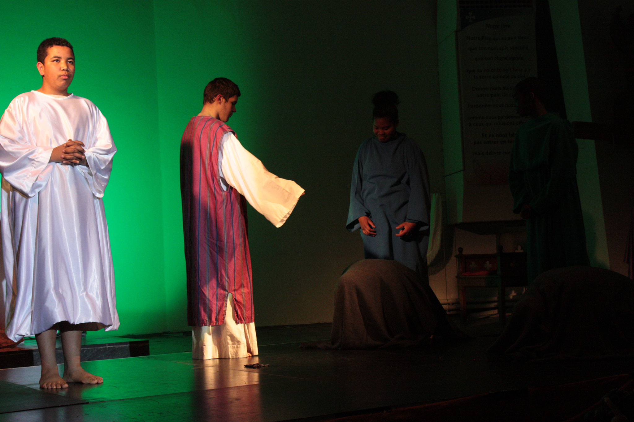 Le Christ Alpha et Omega - (c) JDR