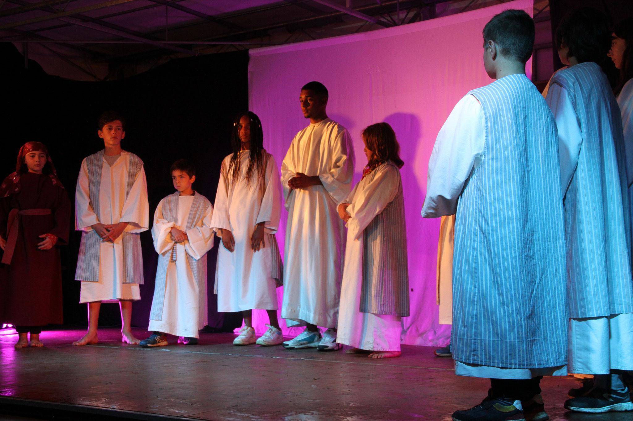 Les disciples d'Emmaüs  (c) JDR