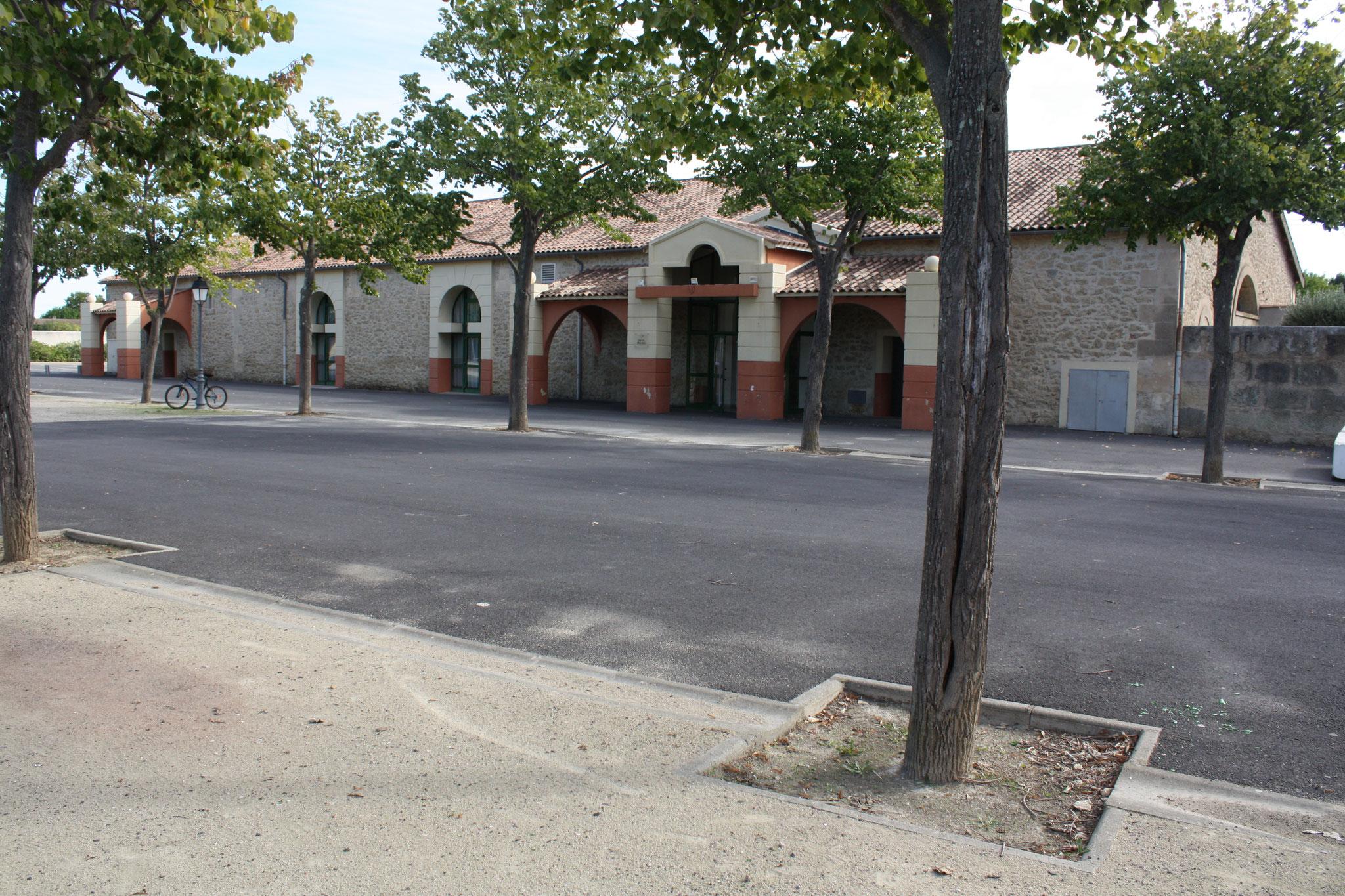 Salle des Baumes - Lézignan-la-Cèbe - (c) JDR