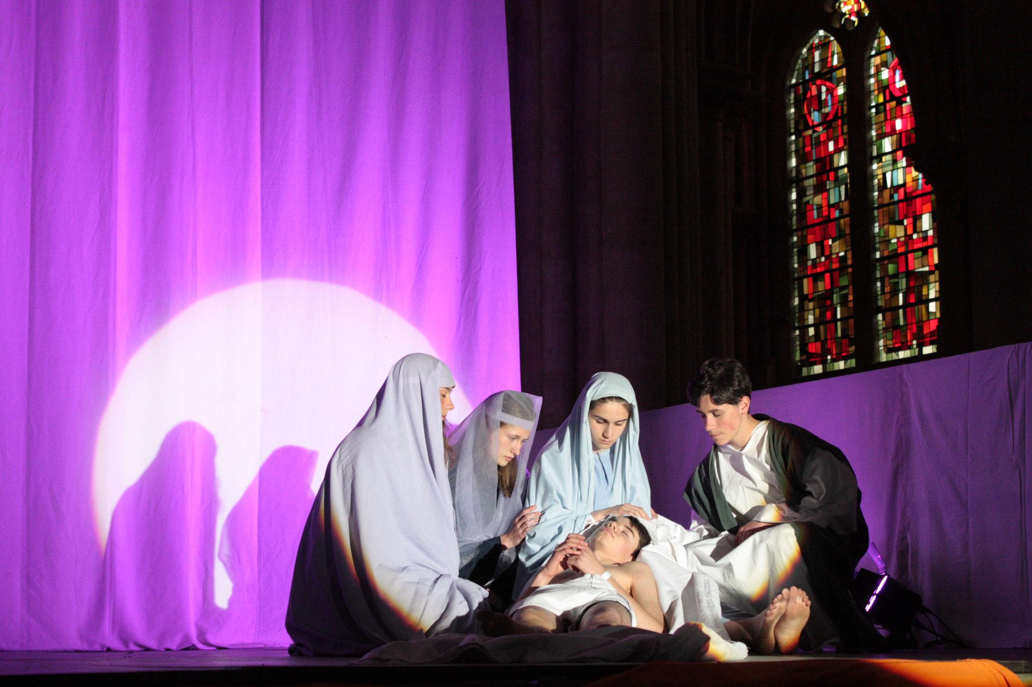 Notre Dame des douleurs - (c) JDR