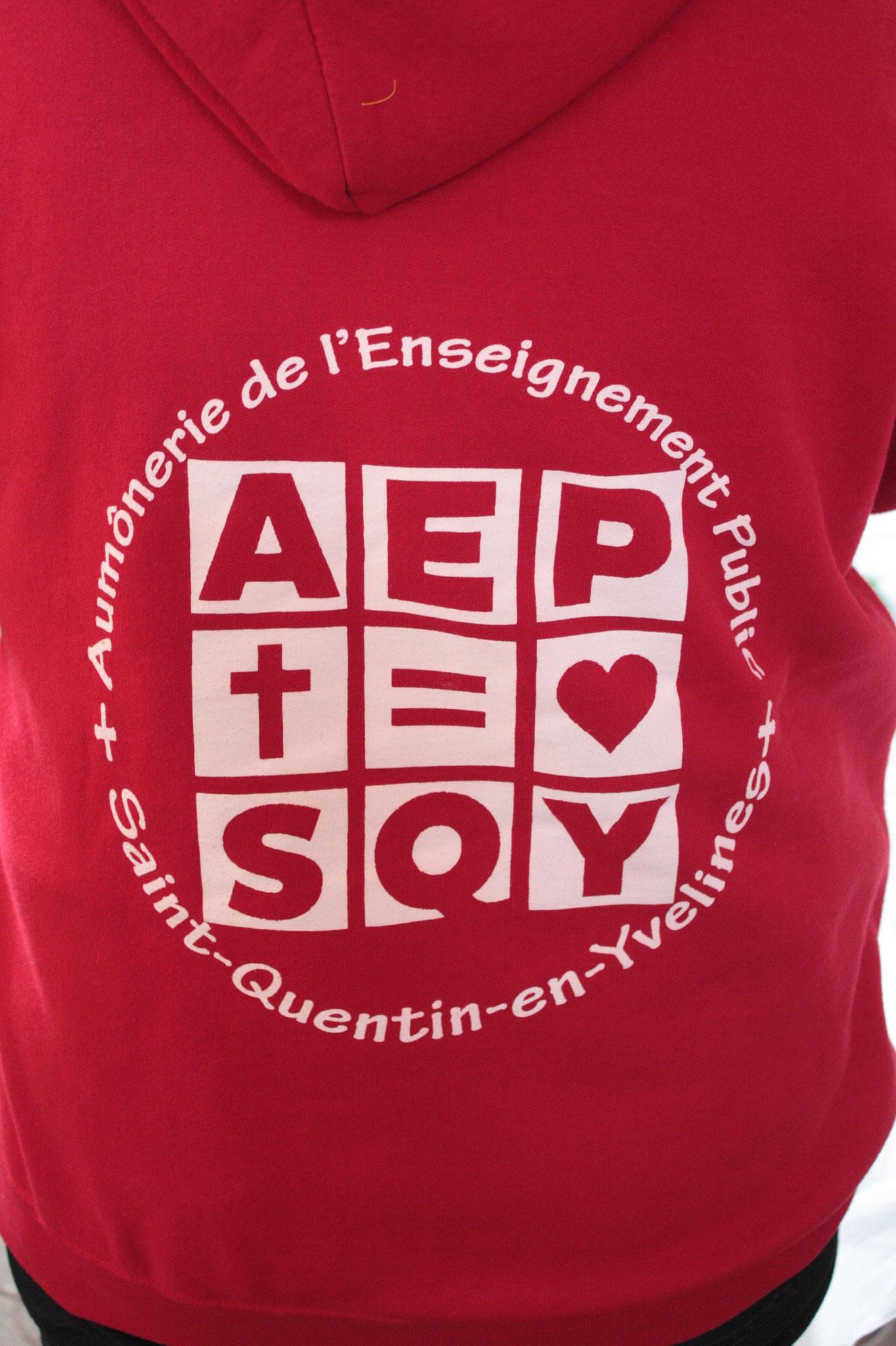 Logo AEP StQuentinYvelines / © JDR