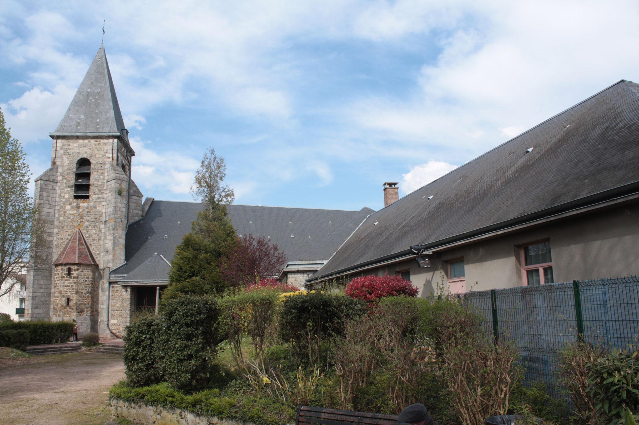 L'église St Georges - (c) JDR