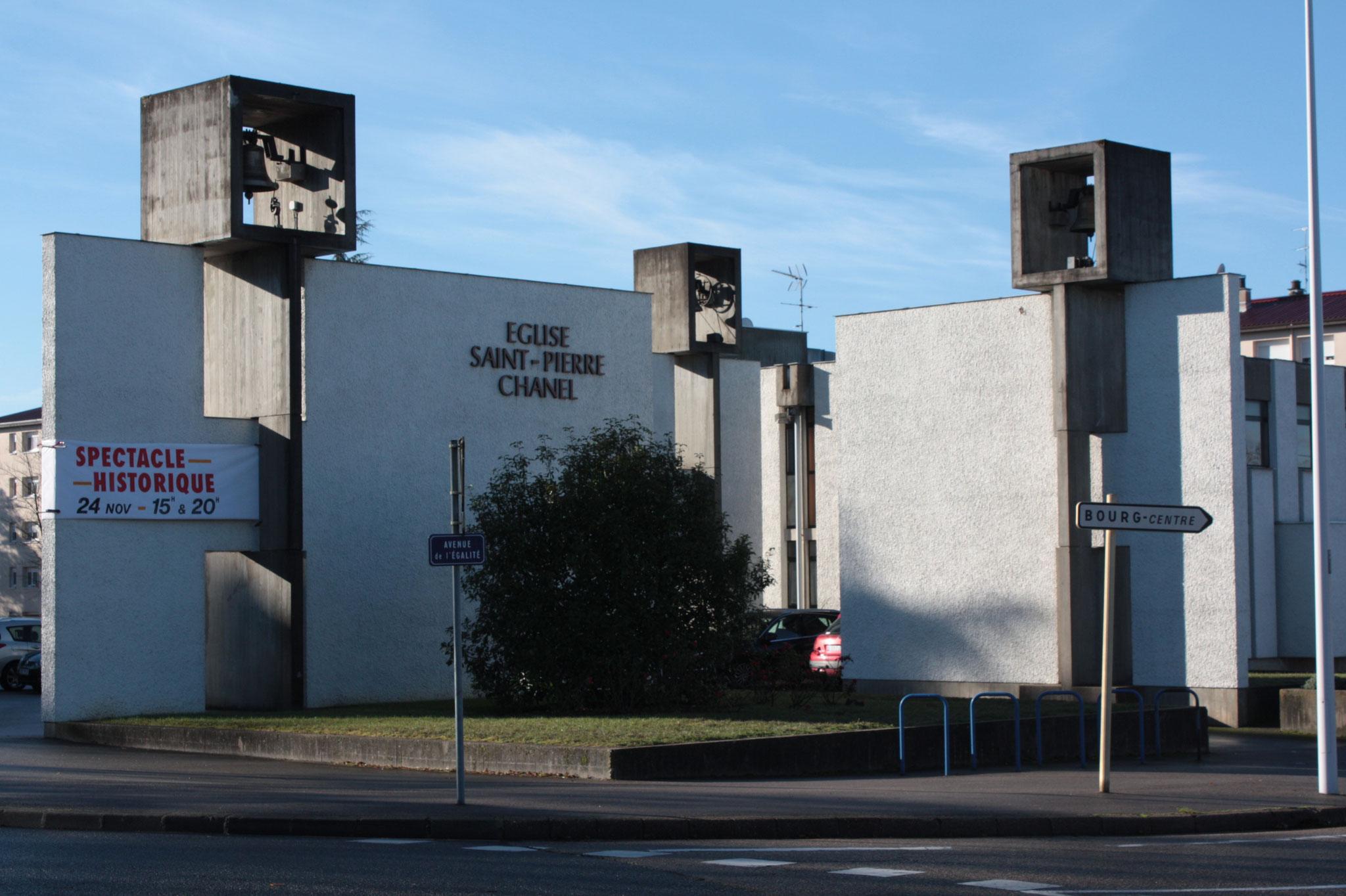 Eglise St Pierre Chanel - Bourg en Bresse - (c) JDR