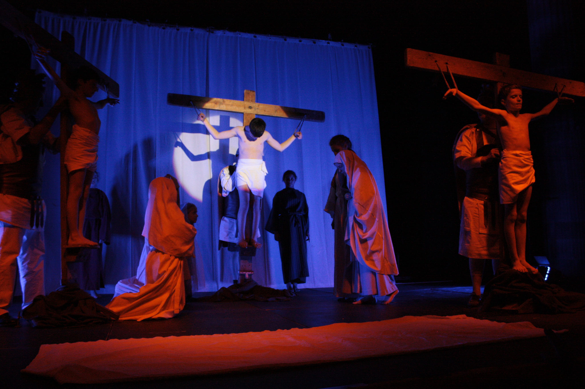 La mort en croix- (c) JDR