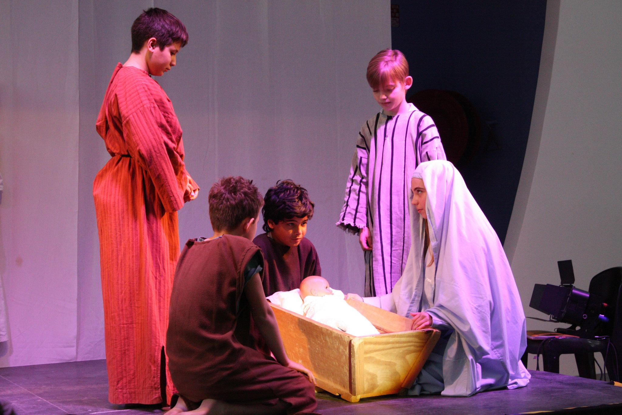 La naissance de Jésus - (c) JDR