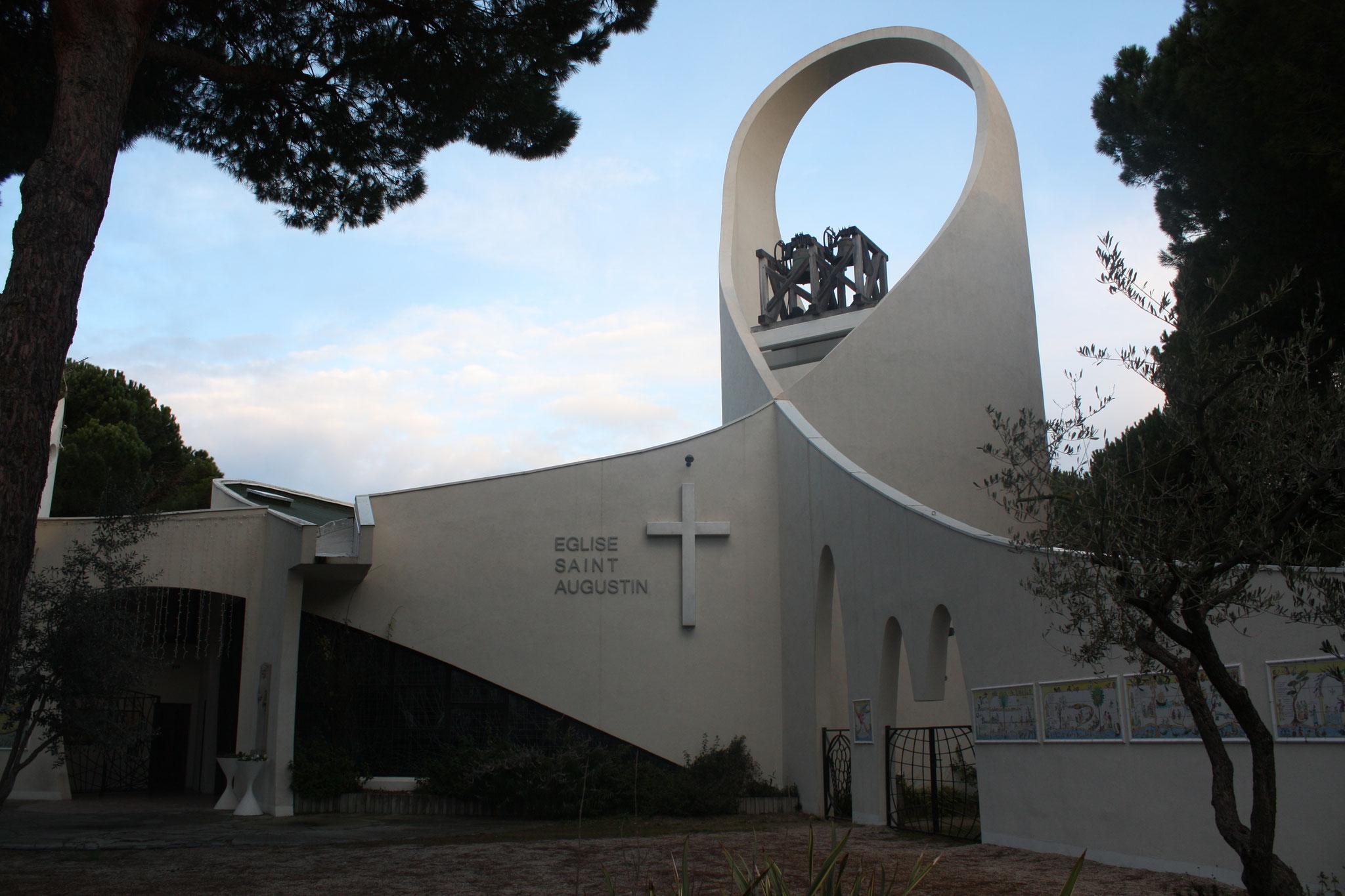 L'église Saint Augustin - (c) JDR
