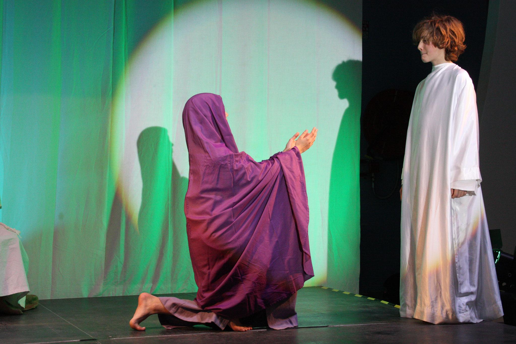 Marie-Madeleine à la Résurrection - (c) JDR