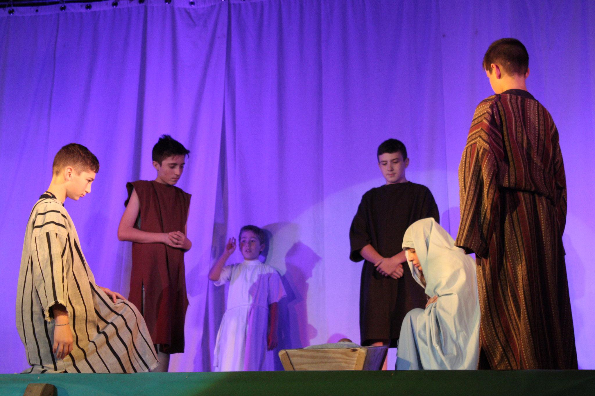 Marie - La naissance de Jésus / © JDR