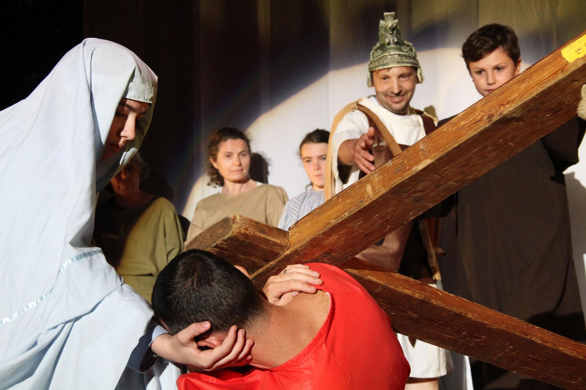 Le chemin de croix (c) JDR