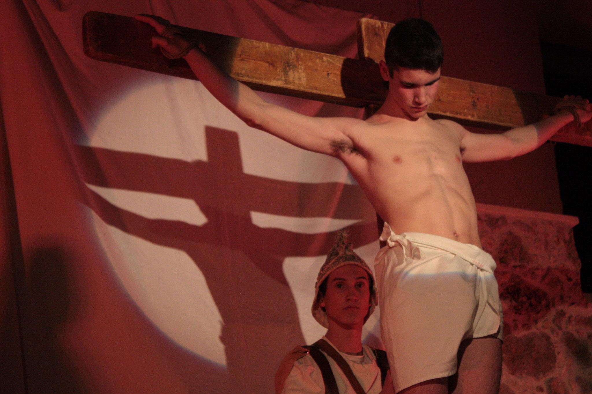 La mort en croix / © JDR