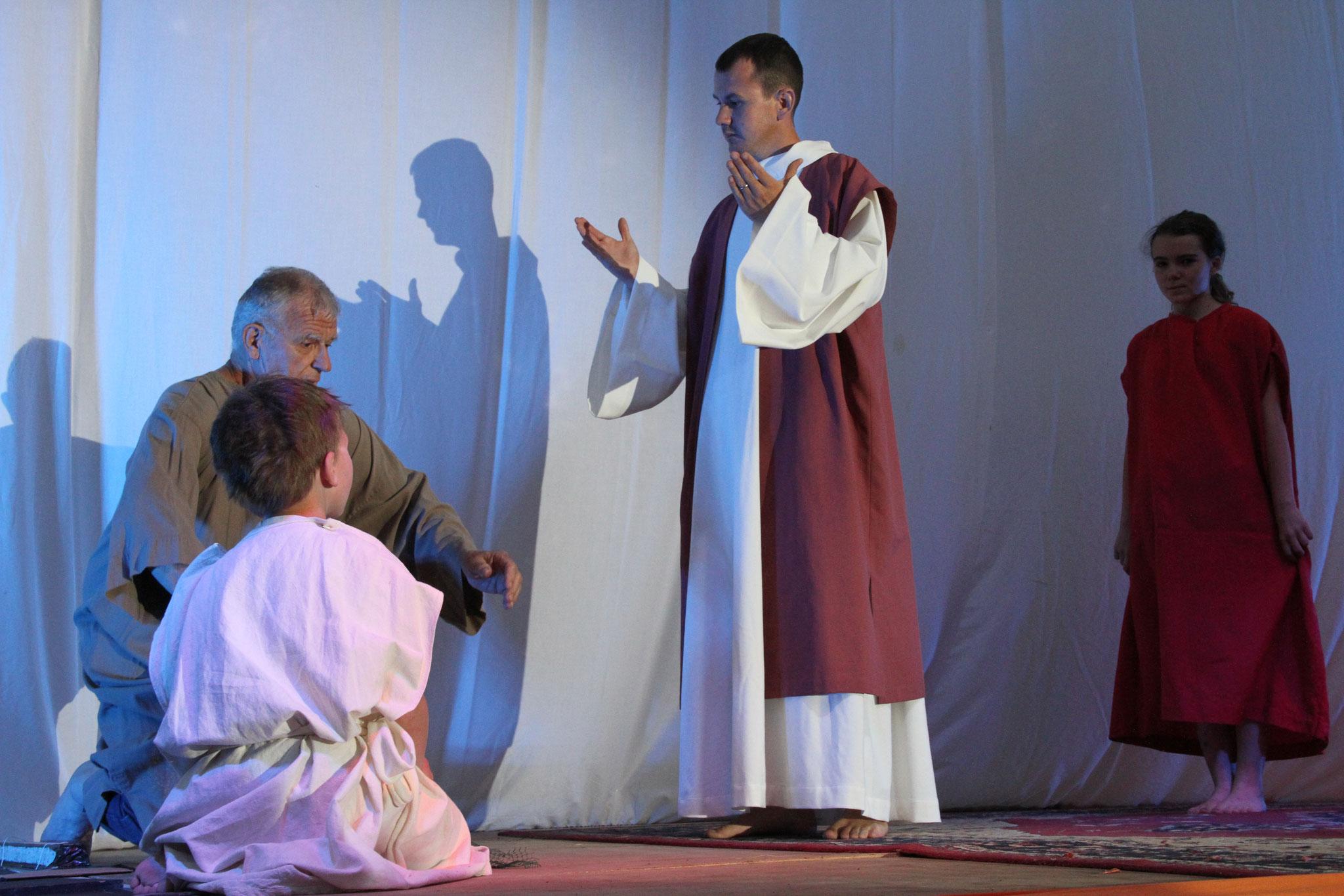 L'appel des disciples (c) JDR