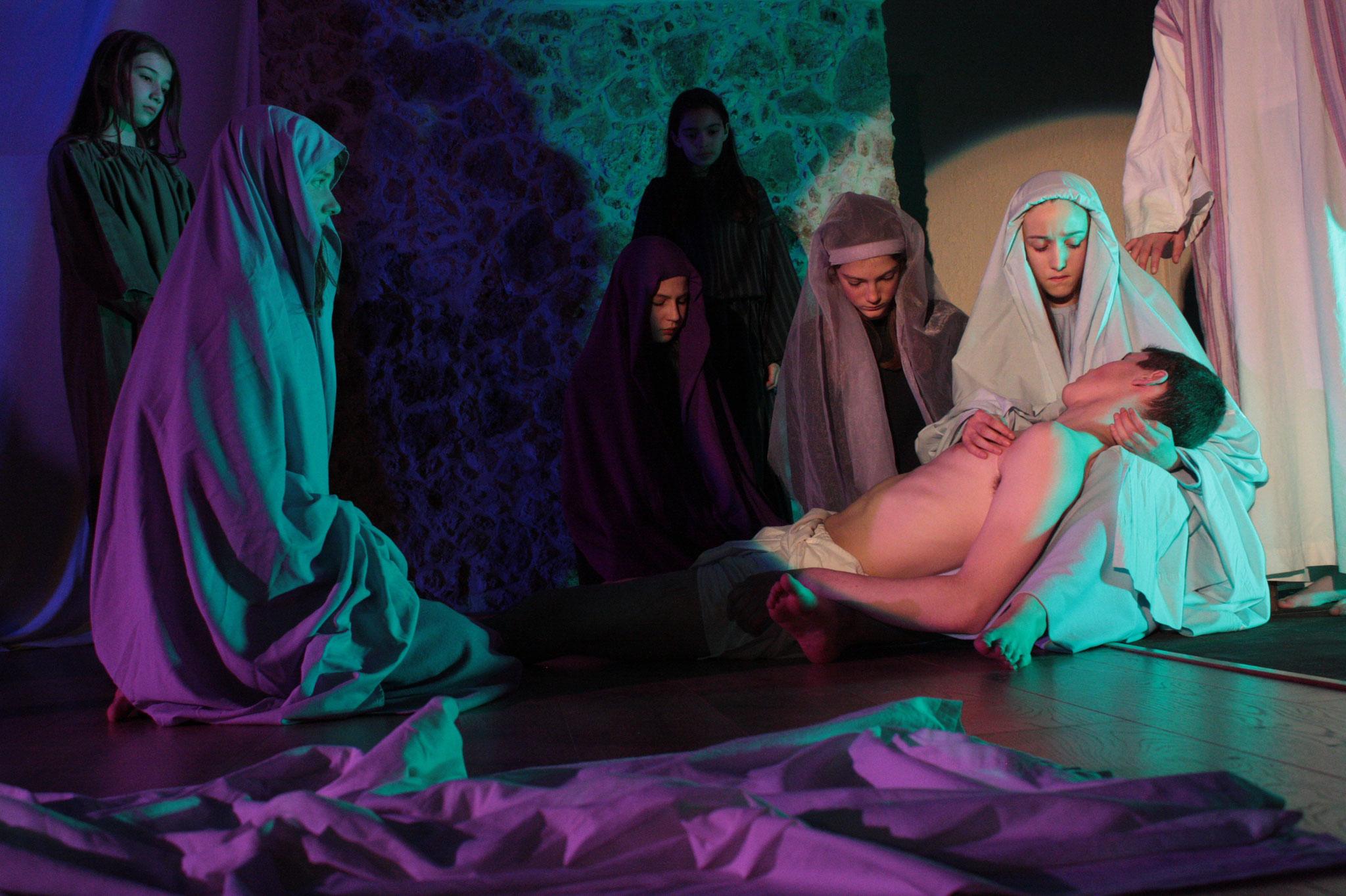 Notre Dame des douleurs / © JDR