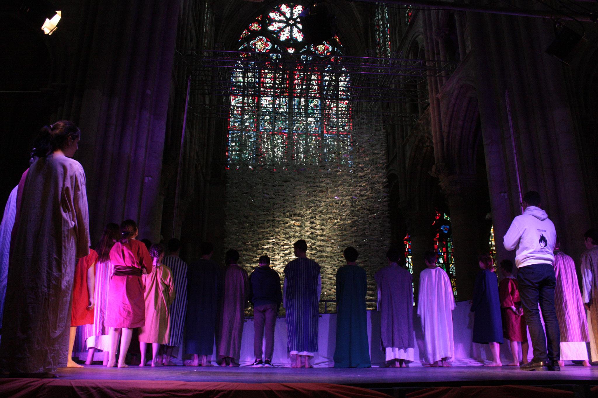 La prière - (c) JDR