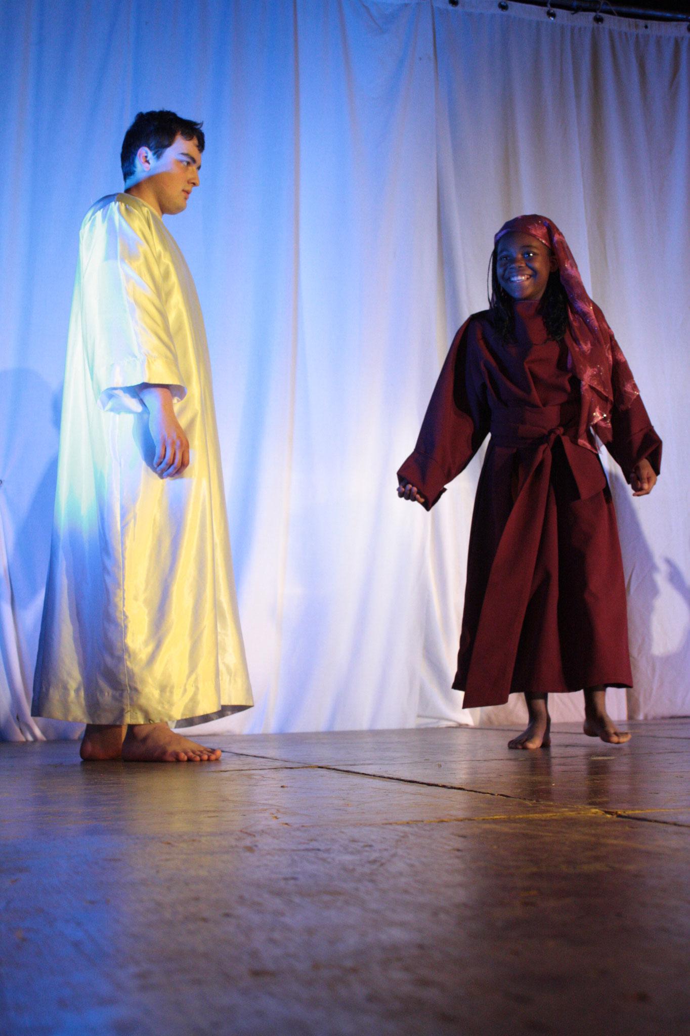Marie - Résurrection avec Marie-Madeleine / © JDR