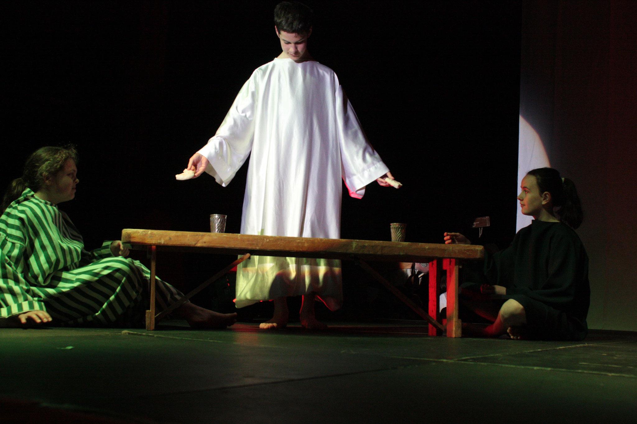 Les disciples d'Emmaüs- (c) JDR