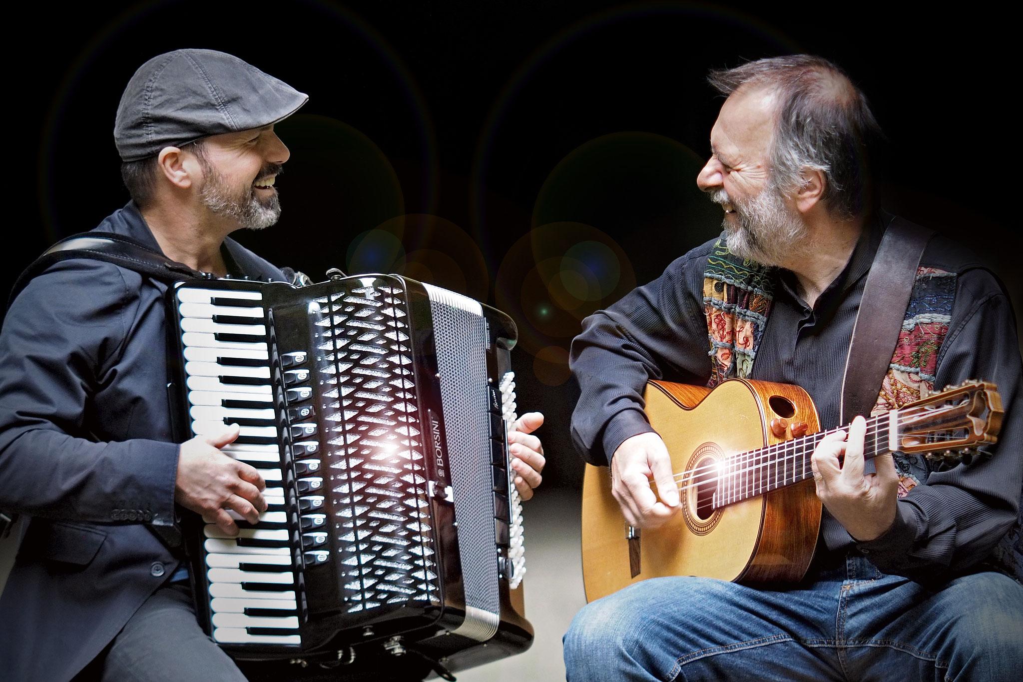 Michael Marx & Nino Deda; @T.Reinhardt