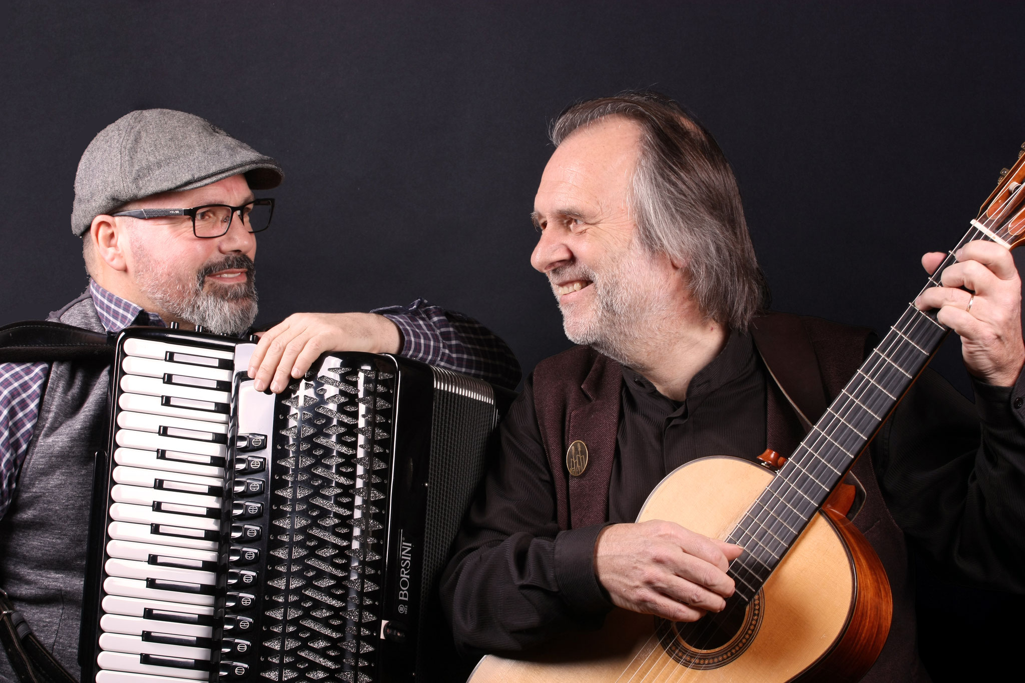 Michael Marx & Nino Deda; @J.Grund