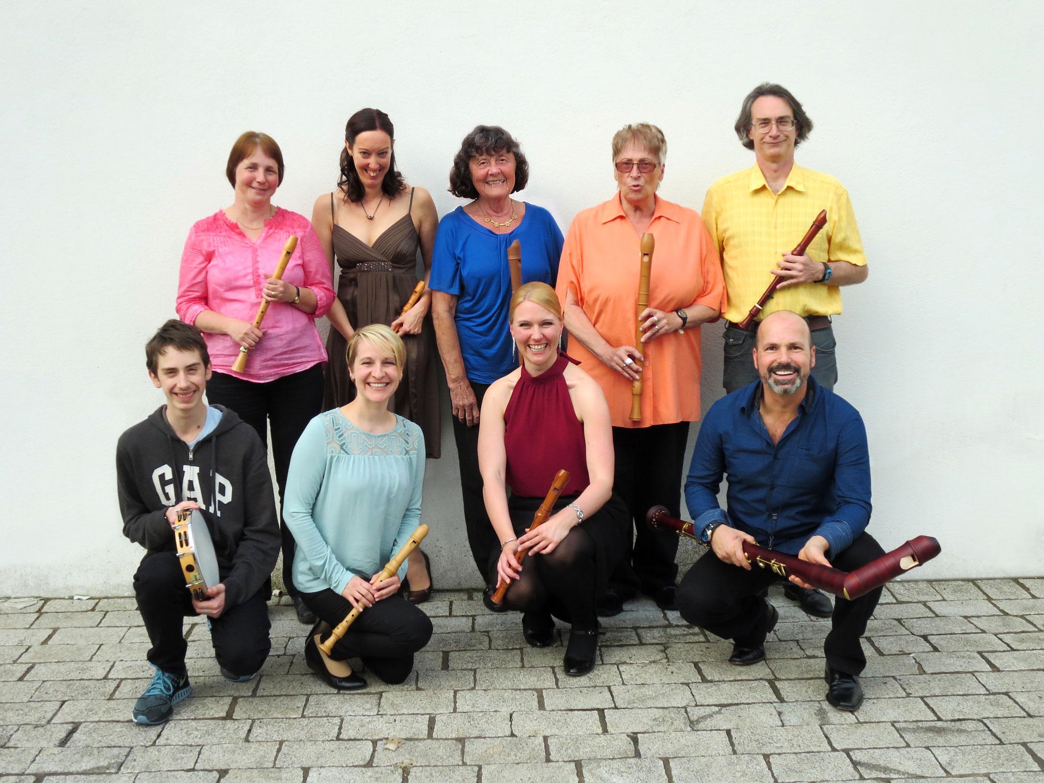 Ensemble Flautiamo