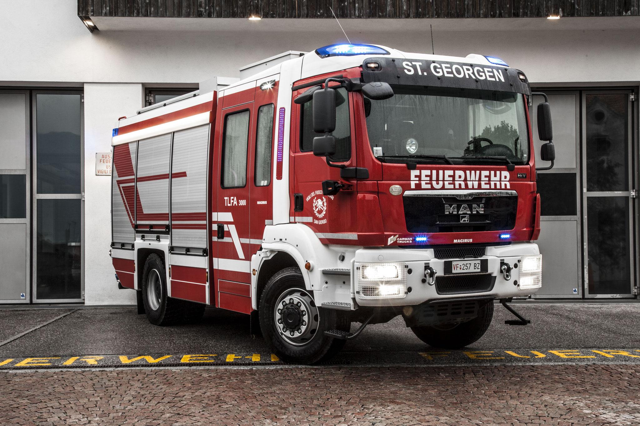 TLF-A 3000 - Tanklöschfahrzeug-Allrad-3000 Liter