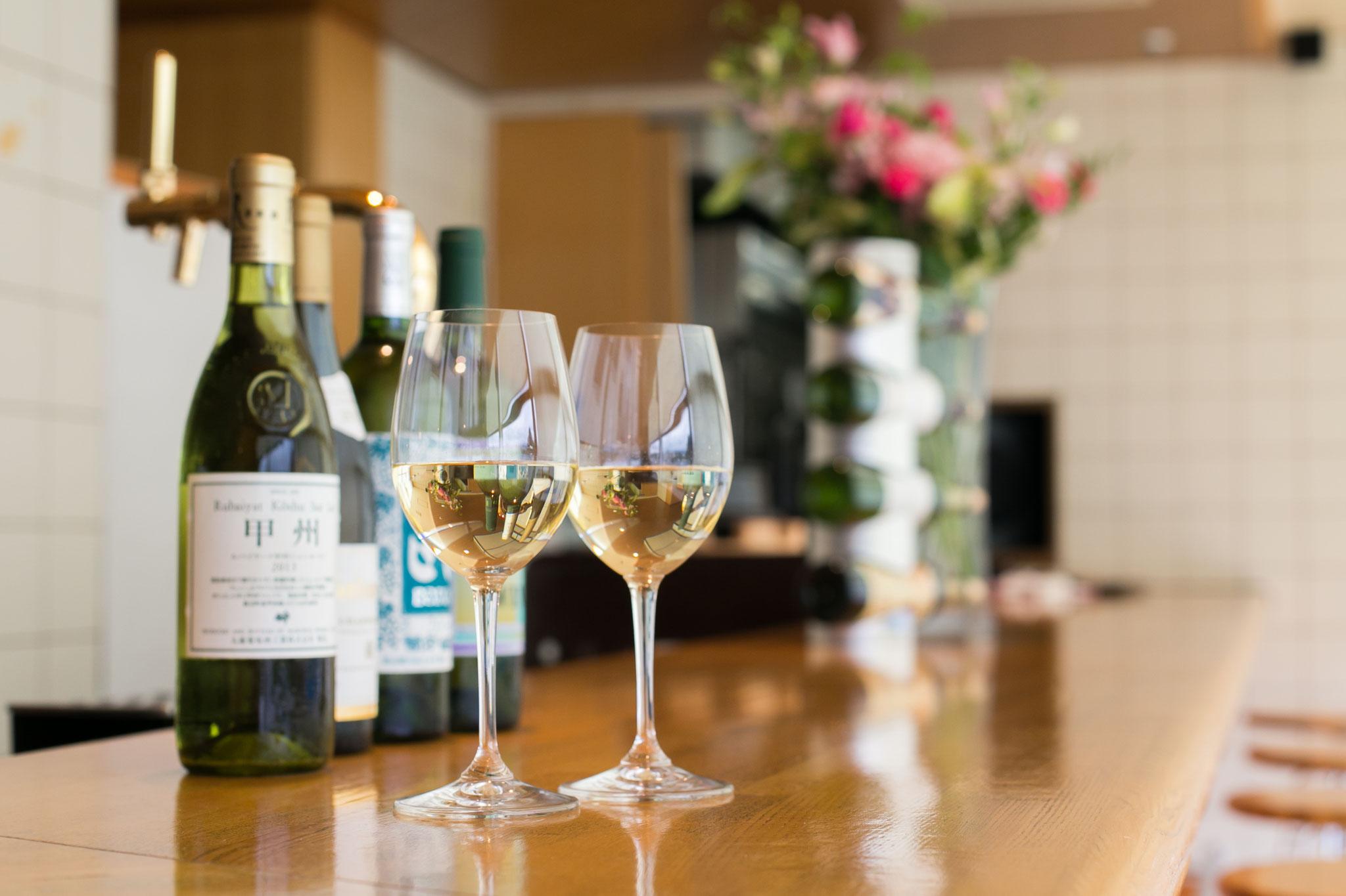 ソムリエがお勧めするワイン