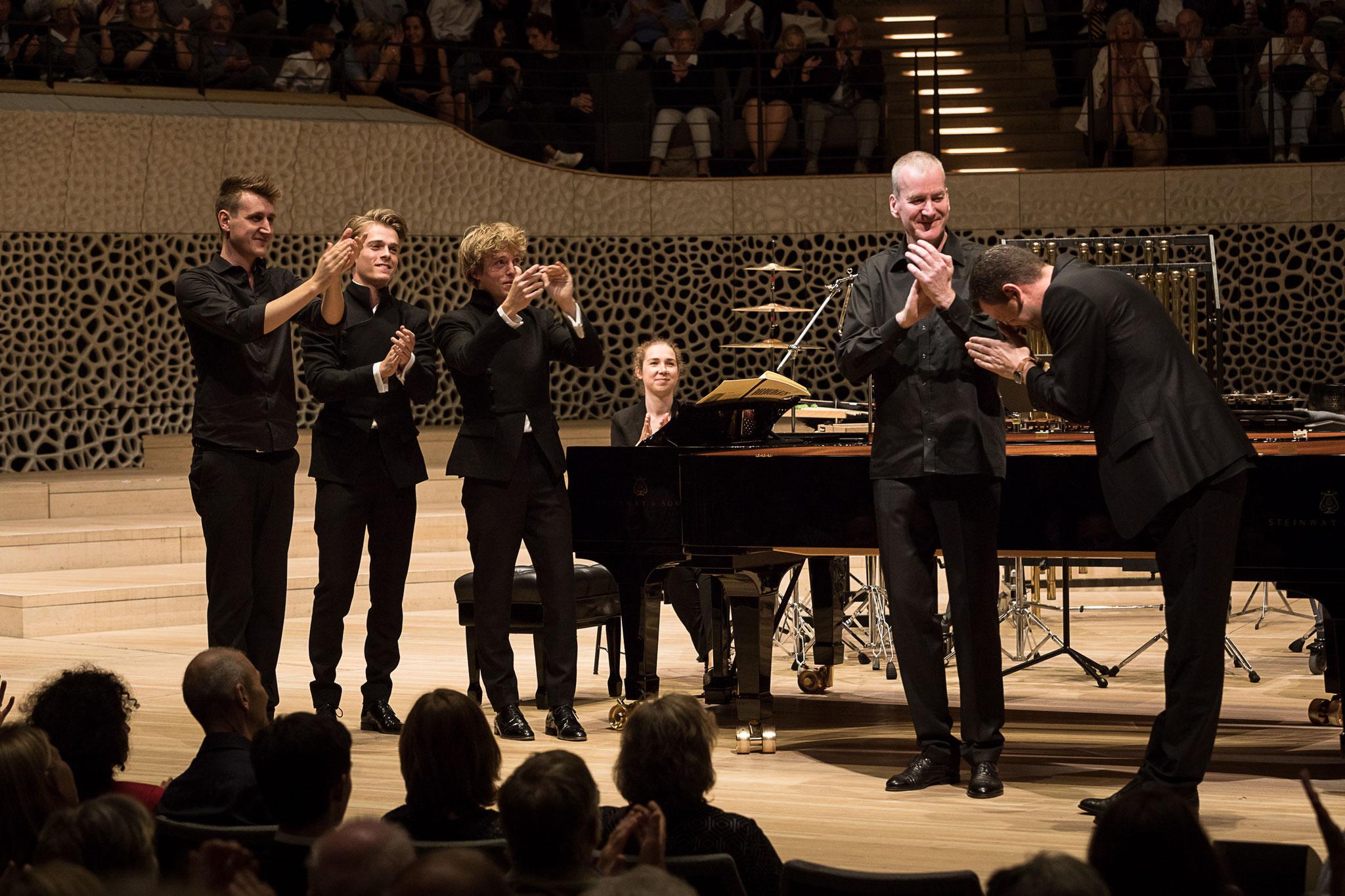 >26/6/18 Elbphilharmonie | ©Peter Hundert | ProArte