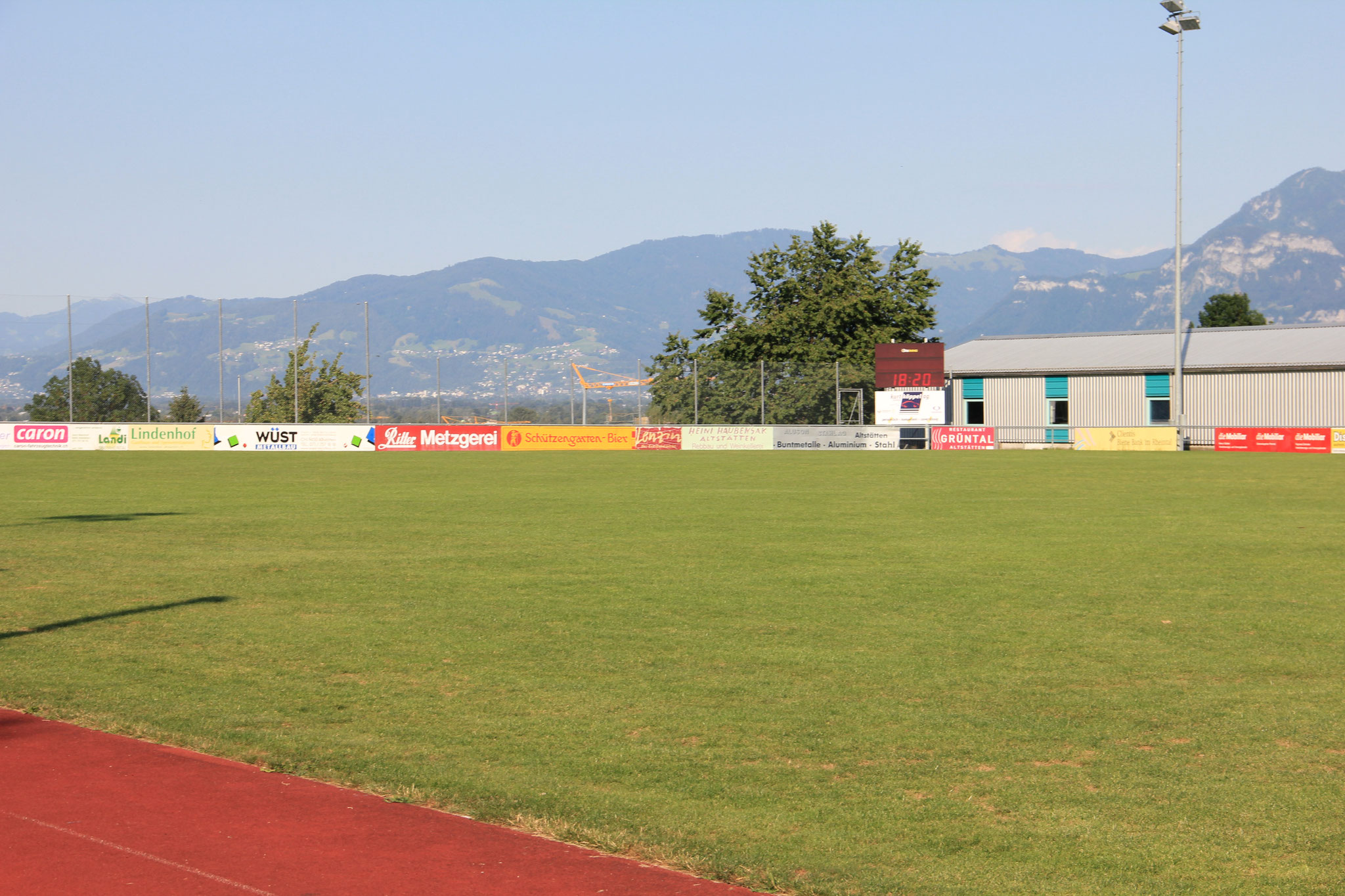 Training/Matchplatz
