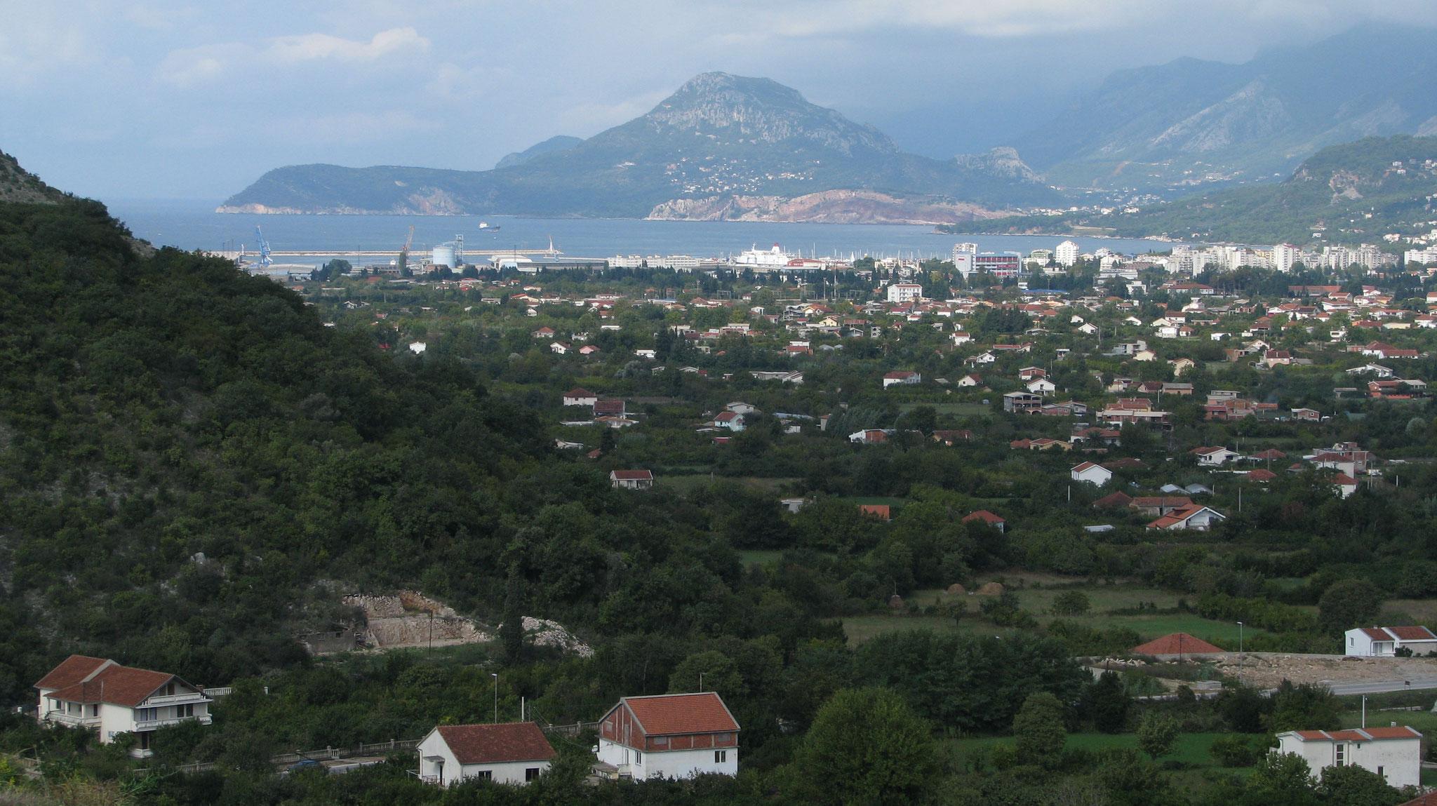 On grimpe pour rejoindre l'Albanie