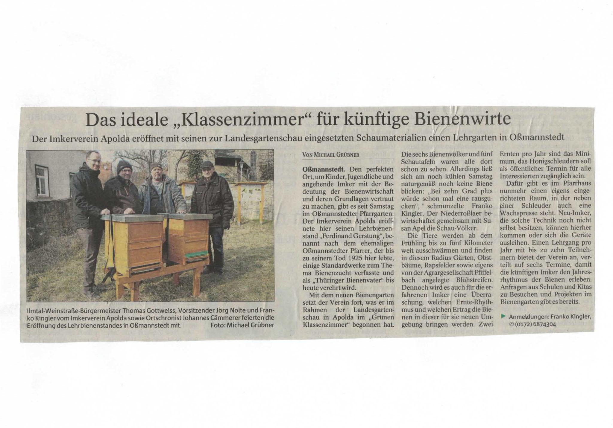 Quelle: Thüringer Allgemeine