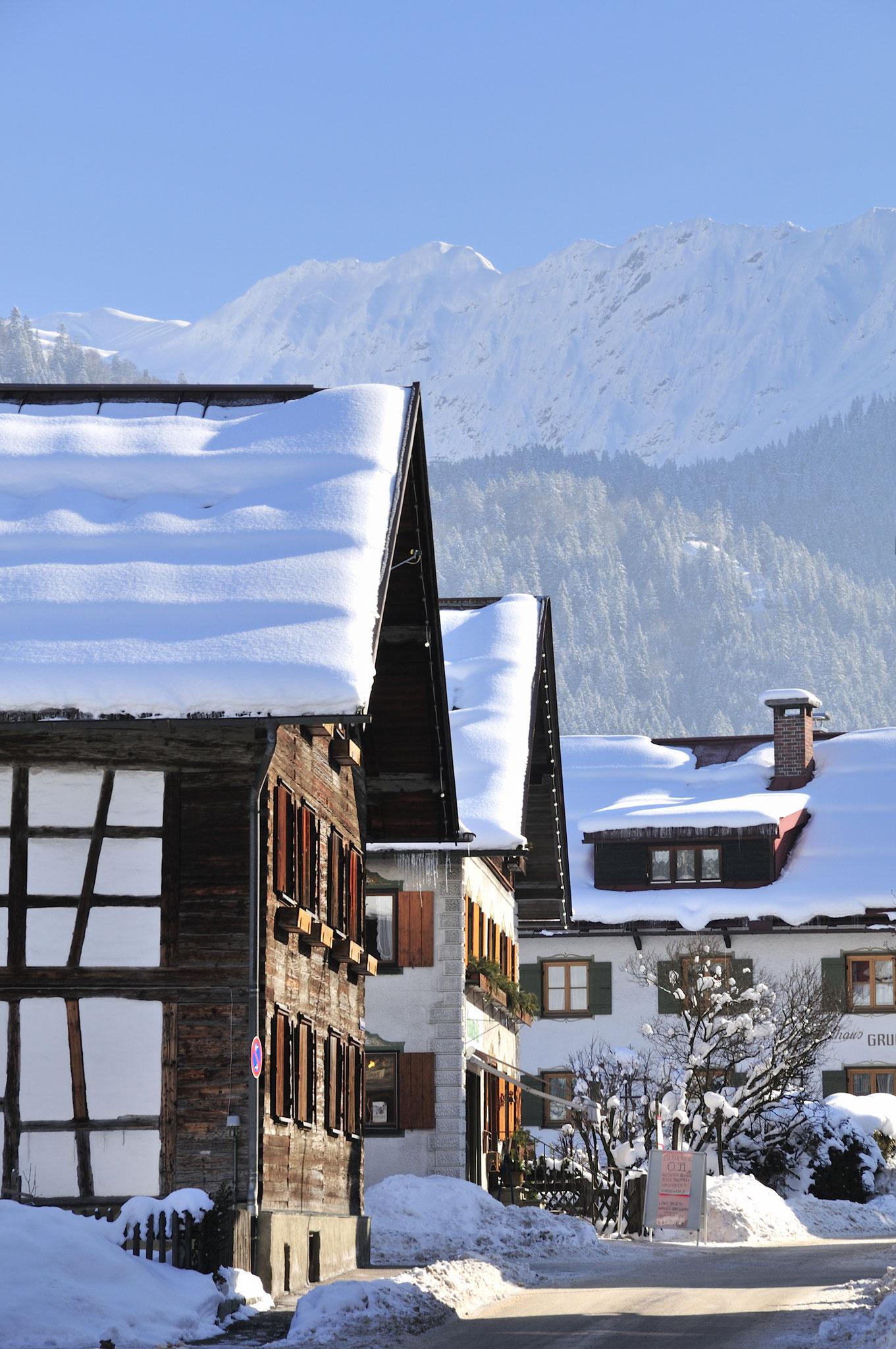 "Zentrum, Bildrechte ""Tourismus Oberstdorf"""