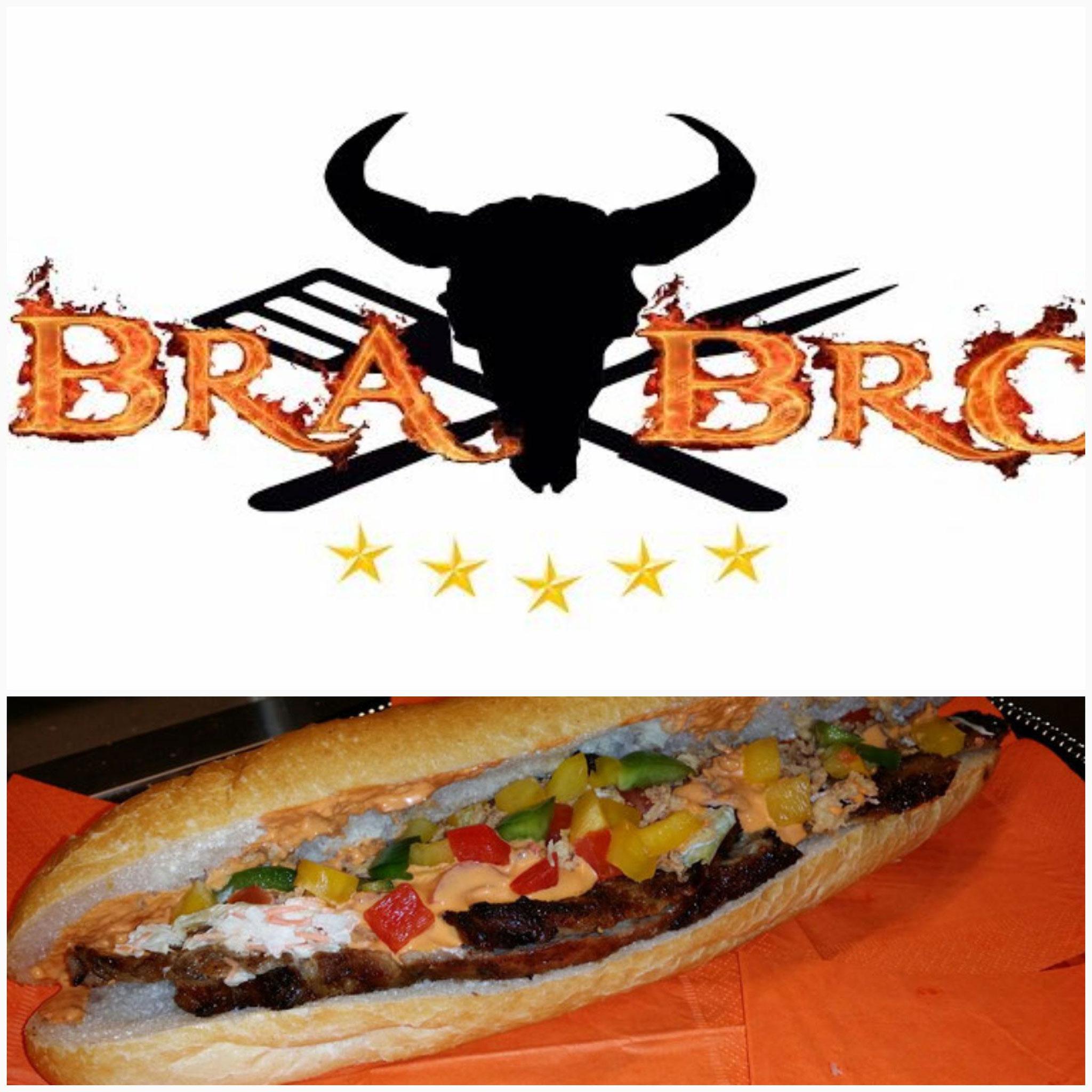 19 Bra-Bro Gourmet Imbiss: Braten-Brot
