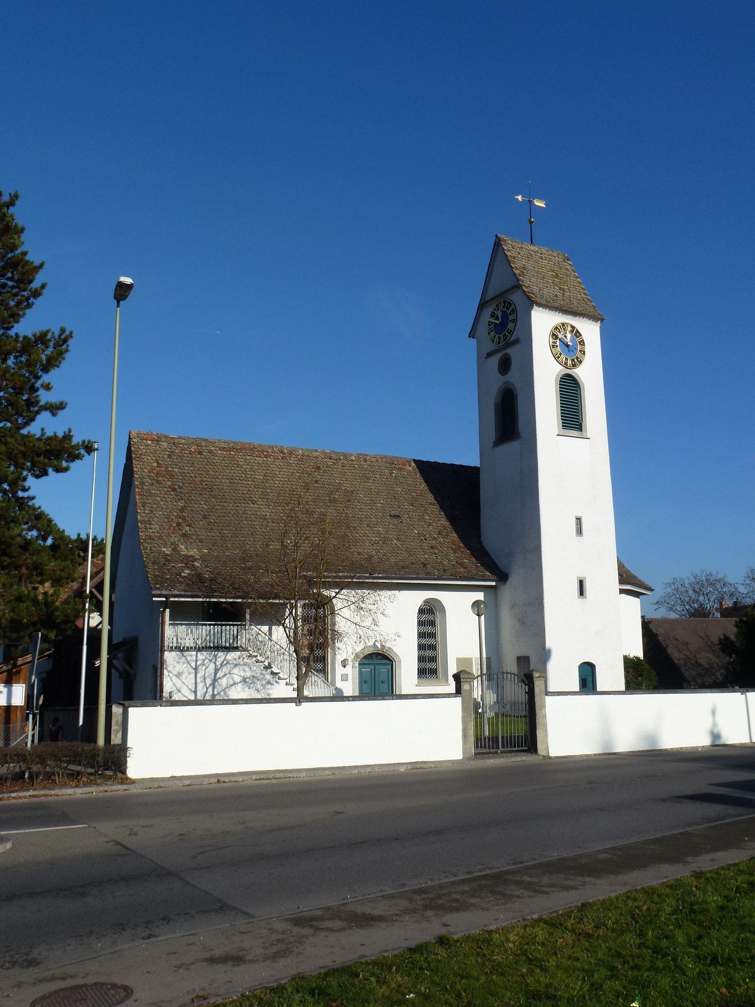 Sonntag: Ökumenischer Festgottesdienst um 10 Uhr in der Kirche mit H. Radtke (ref.) und R. Knepper (kath.)