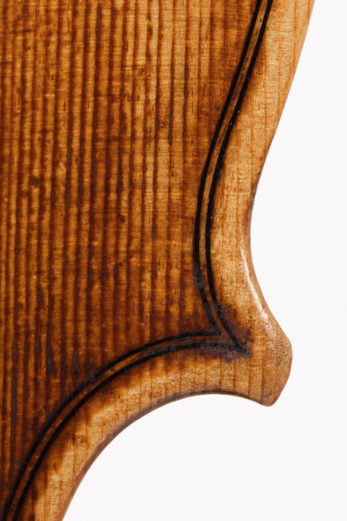 Geige nach Guarneri del Gesù (2020/CH), Photo: VDB Photography