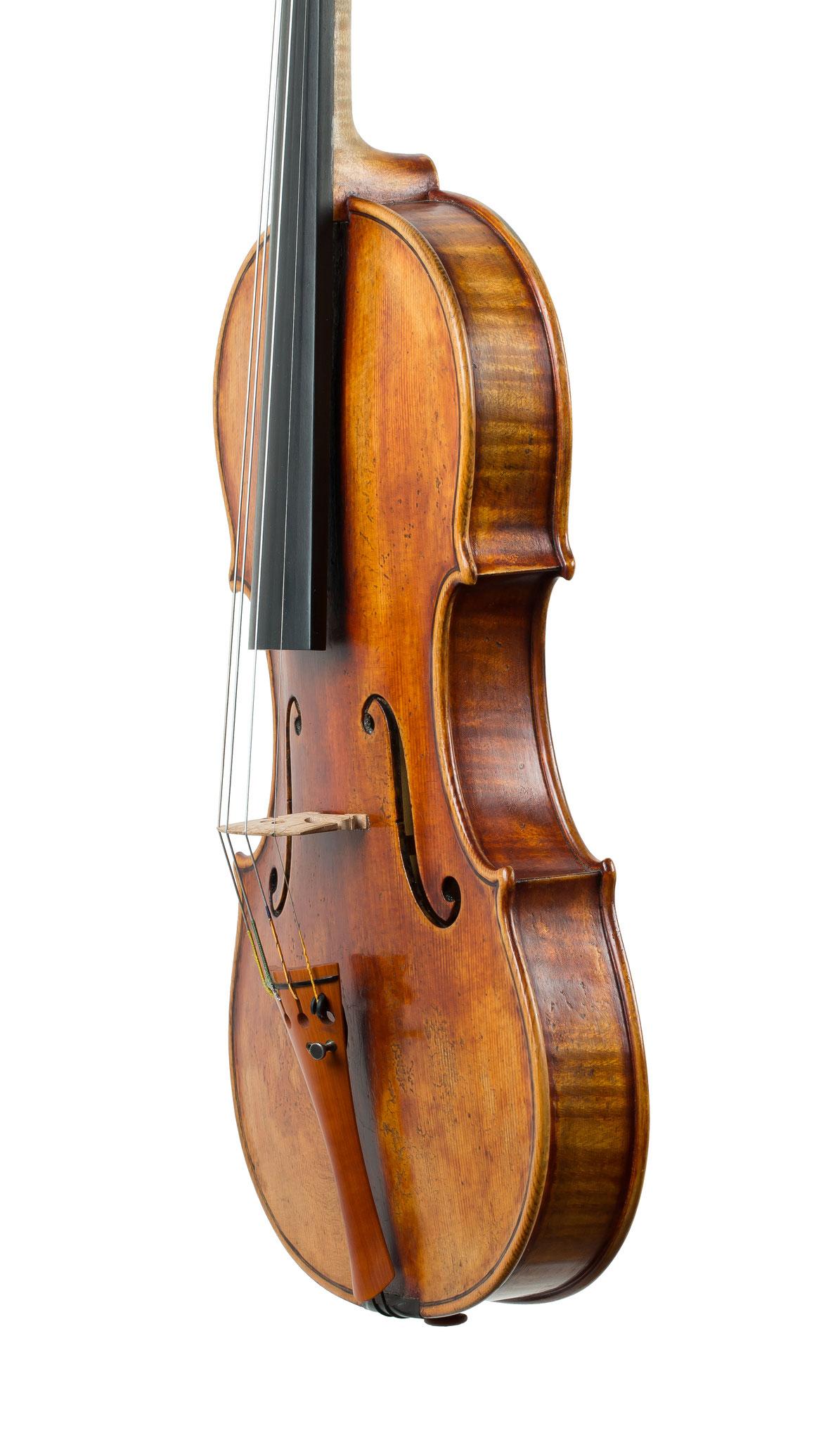 Violin after Guarneri del Gesù 1742 (2015/CH), Photo: VDB Photography