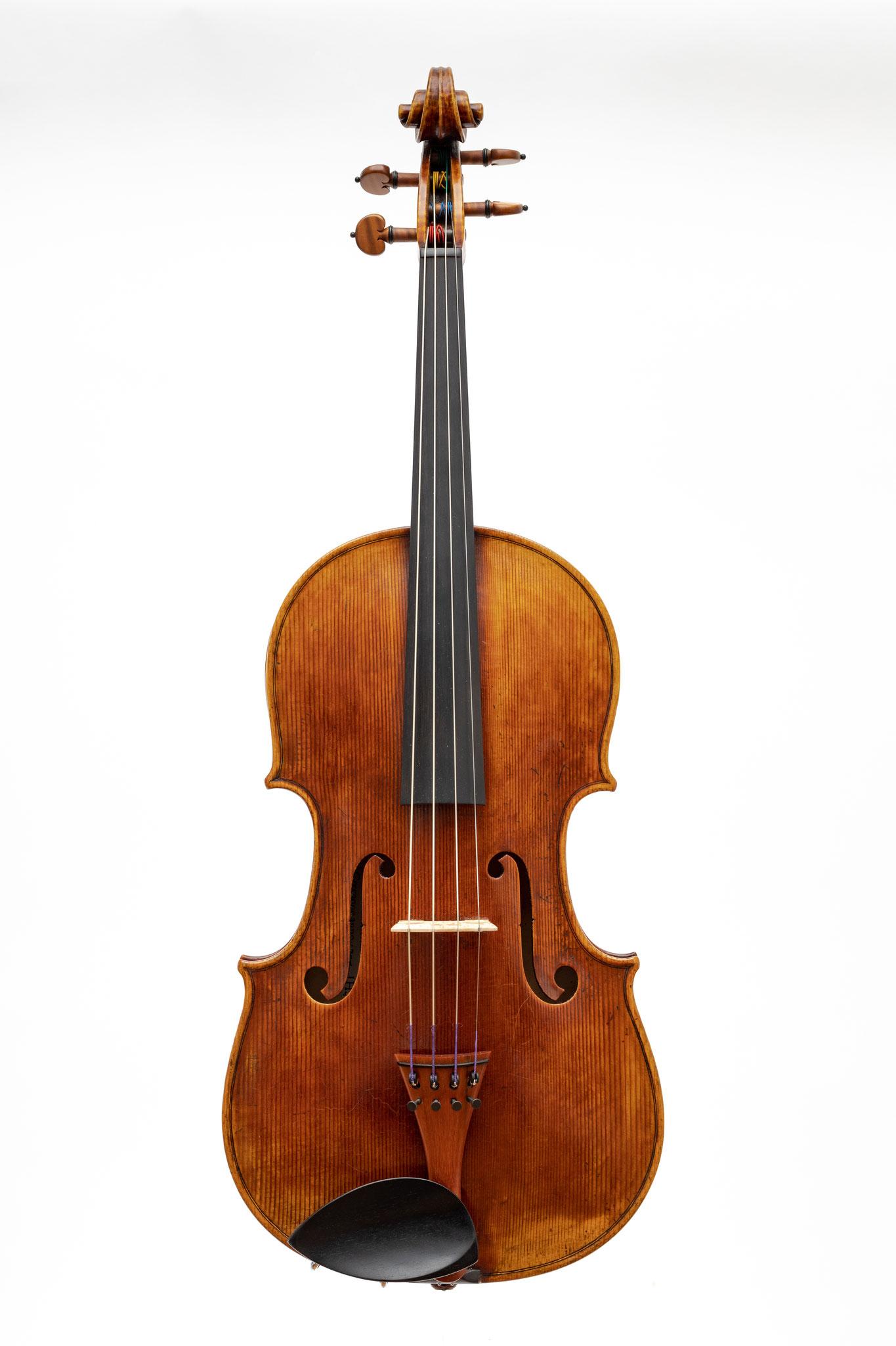 Viola im Stil von G.Guarneri del Gesù (2019/CH), Photo: VDB Photography