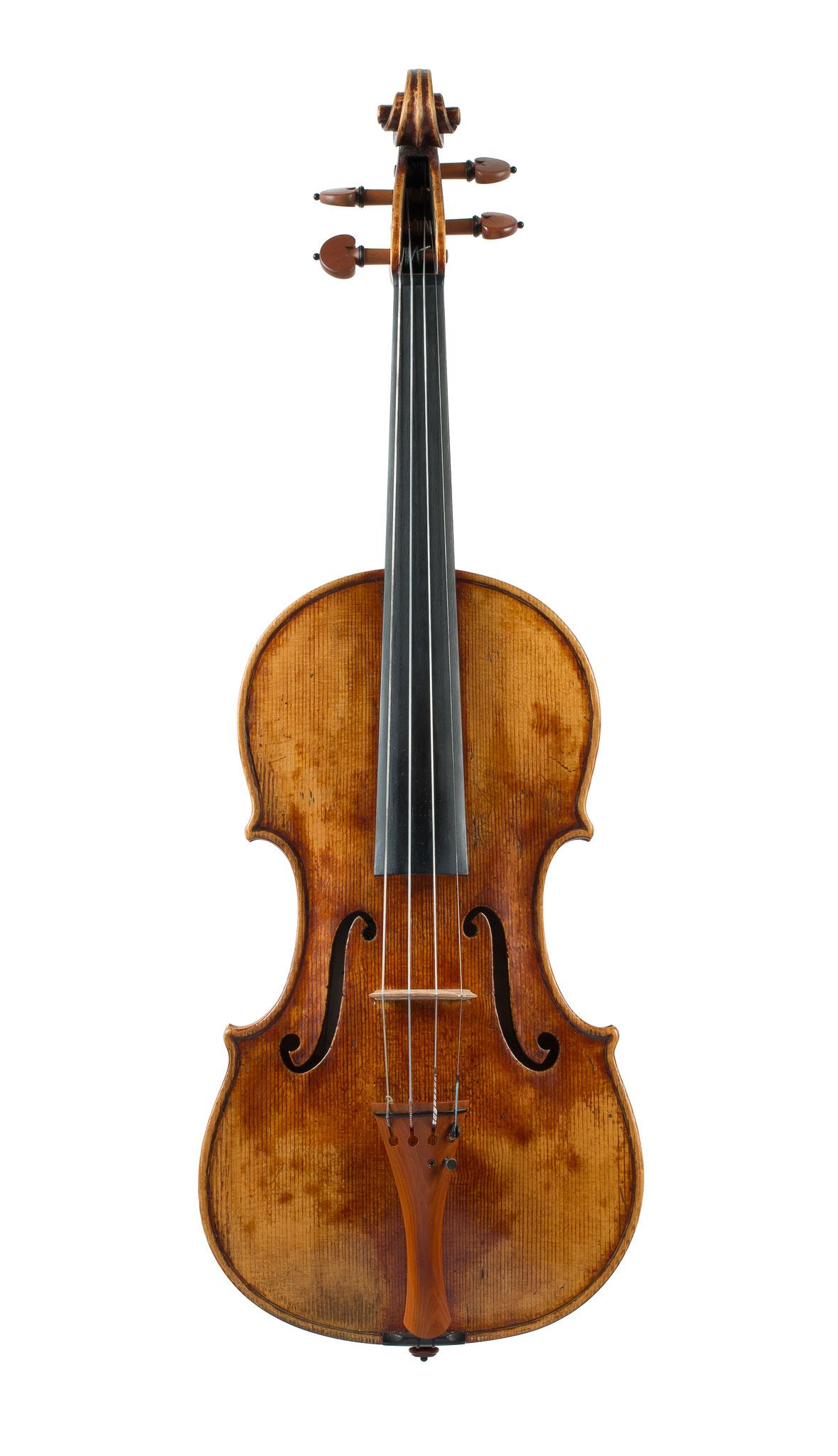 Geige nach Guarneri del Gesù 1742 (2015/CH), Photo: VDB Photography