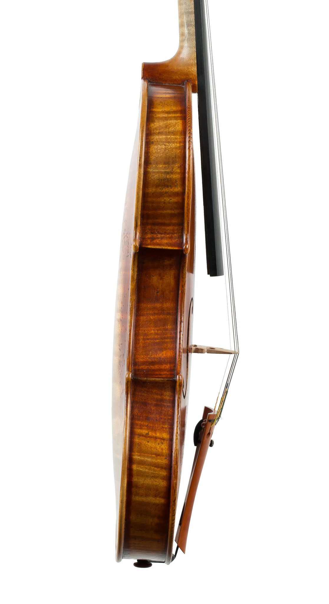 Geige nach G.Guarneri del Gesú 1742 (2015/CH), Photo: VDB Photography