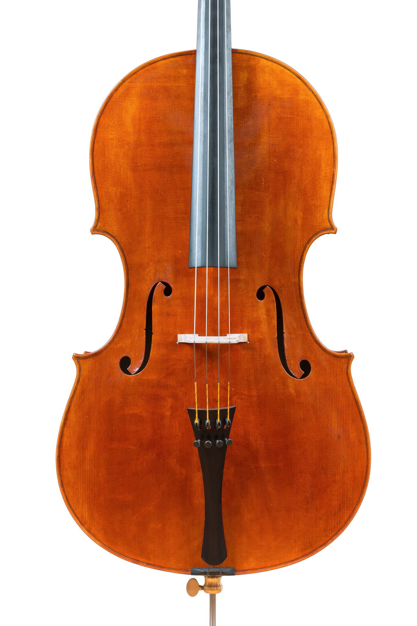 "7/8 Cello nach G.B. Guadagnini 1757 ""Teschenmacher"" (2015/CH), Photo: VDB Photography"