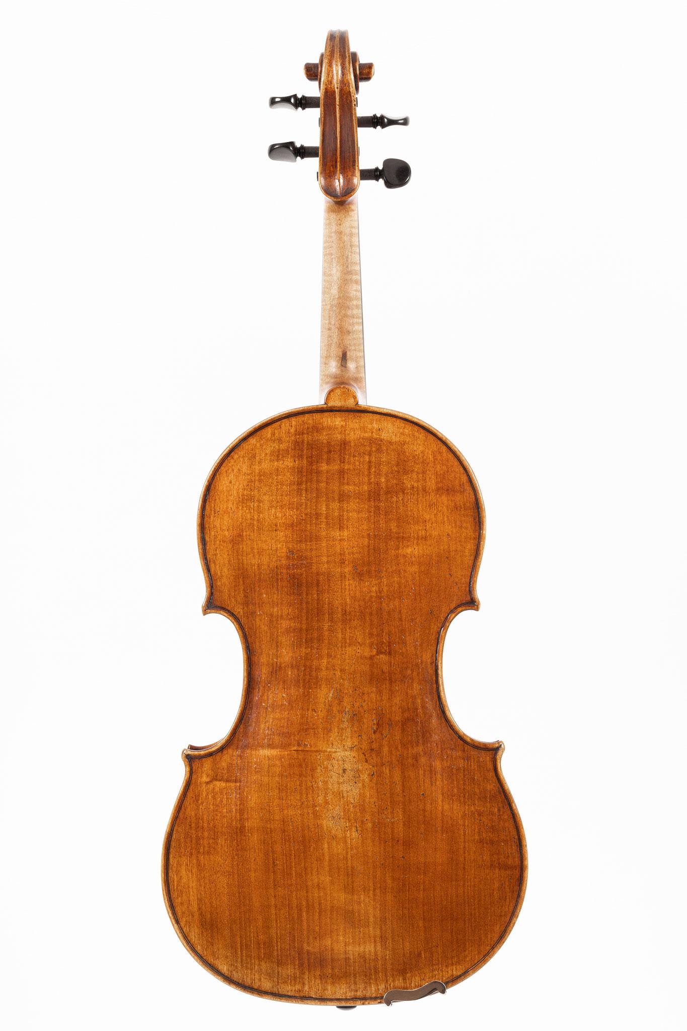 Viola im Stil von Guarneri del Gesù (2020/CH), Photo: VDB Photography