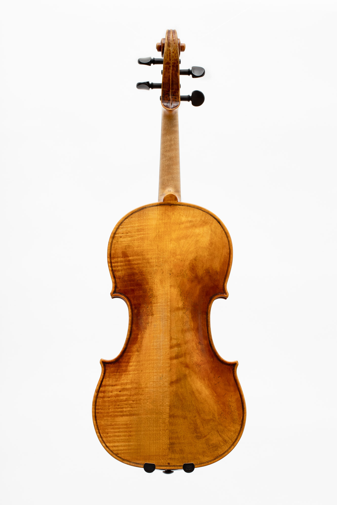 "Violin, bench copy G.Guarneri ""filius andreae"" (2014/VD), Photo: VDB Photography"