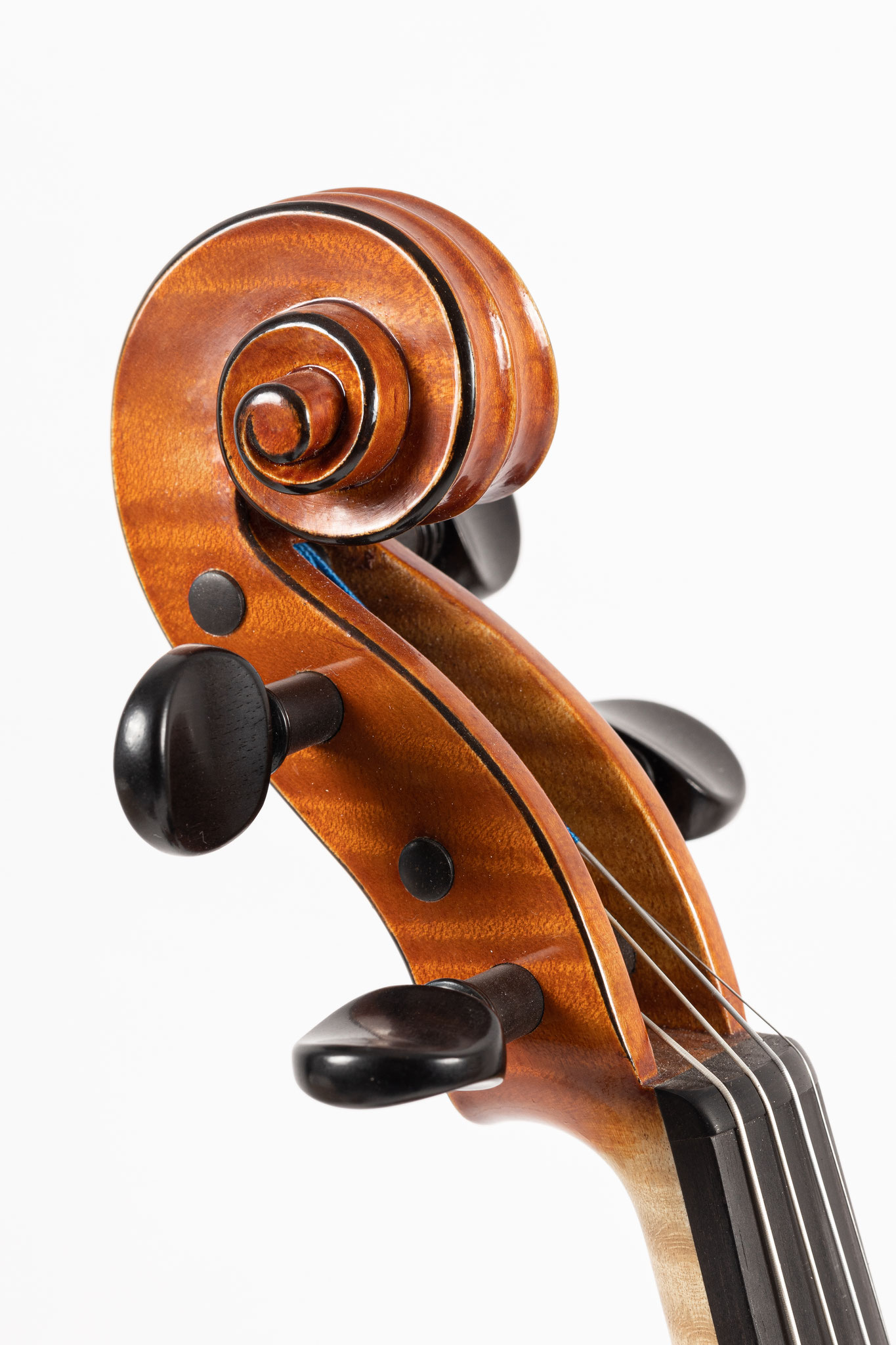 Violin after Antonio Stradivari (2019/CH), Photo: VDB Photography